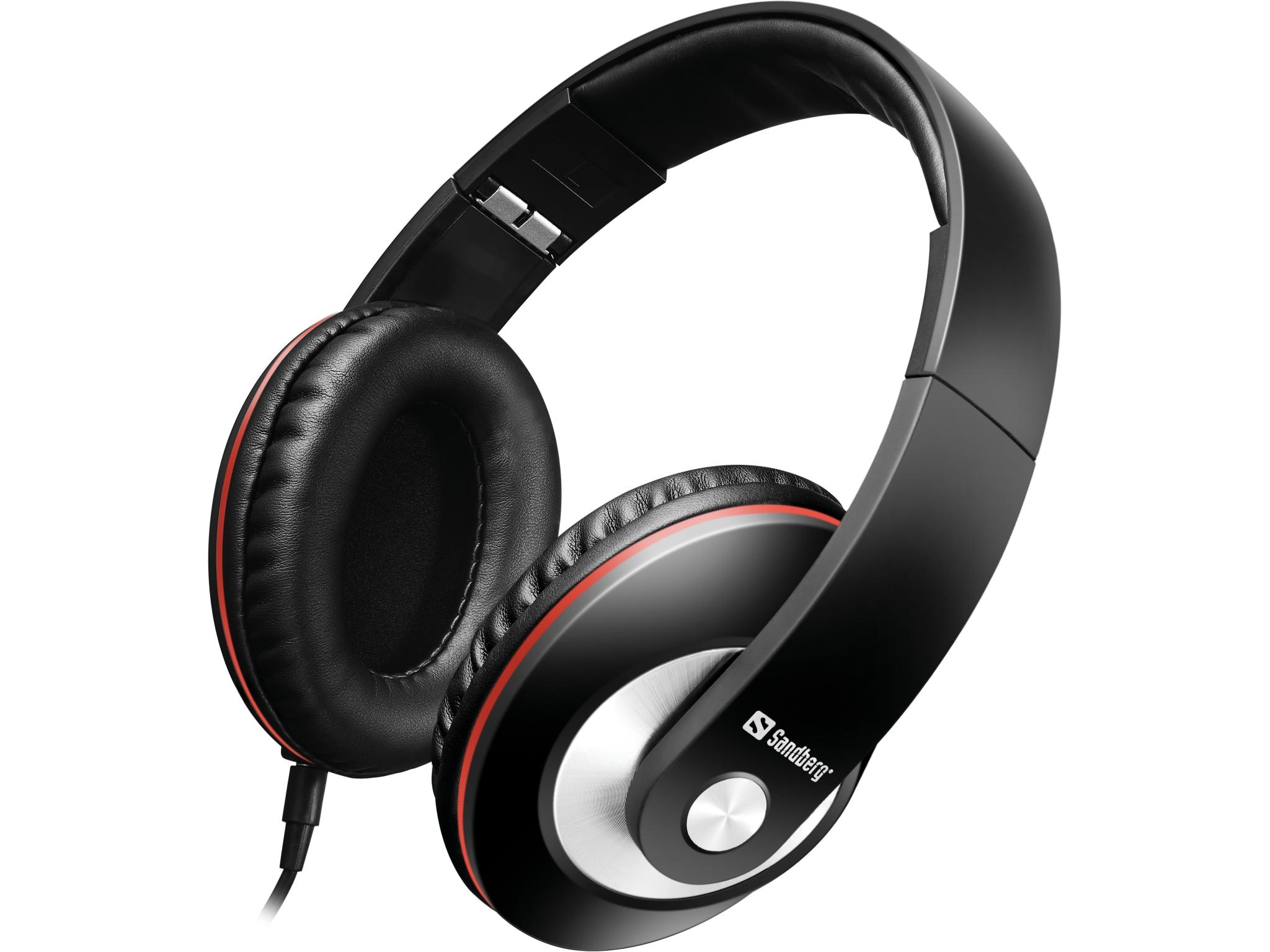 Play'n Go Headset Black