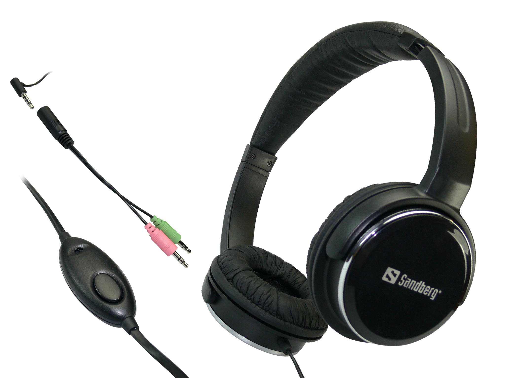 Home'n Street Headset Black