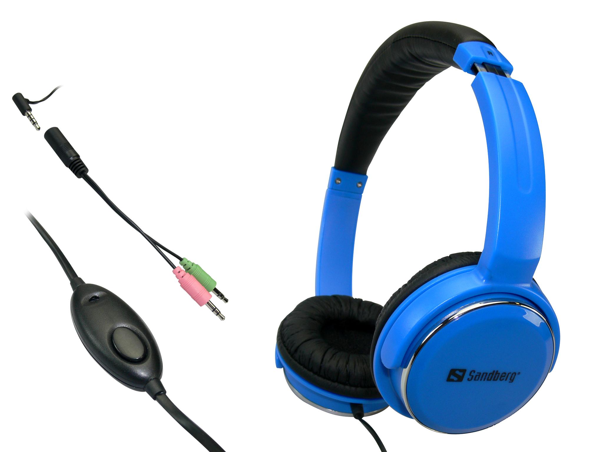 Home'n Street Headset Blue