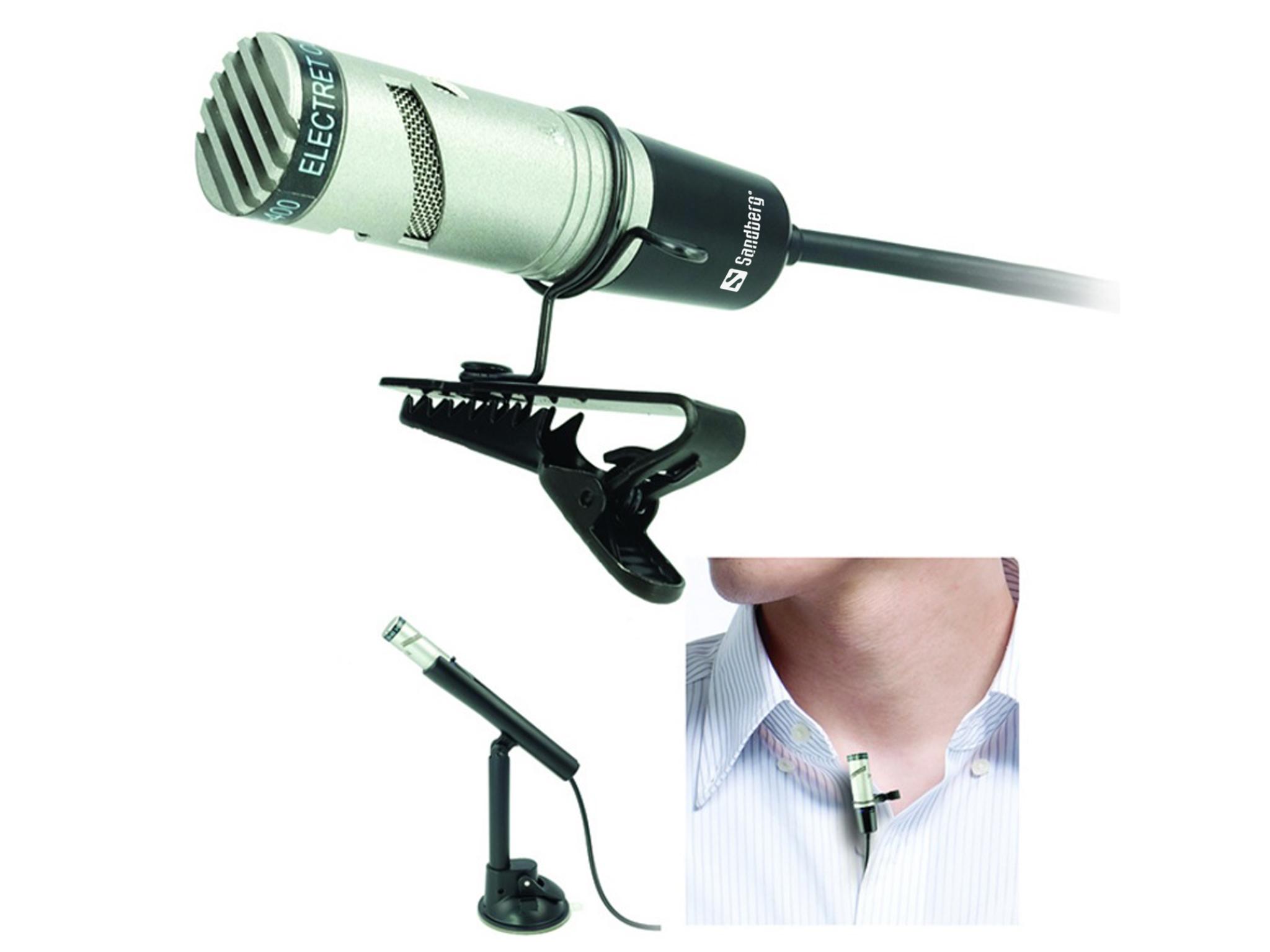 Studio Flex Microphone