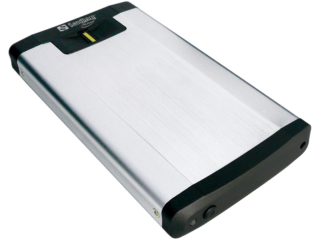 Fingerprint Hard Disk Box 2.5