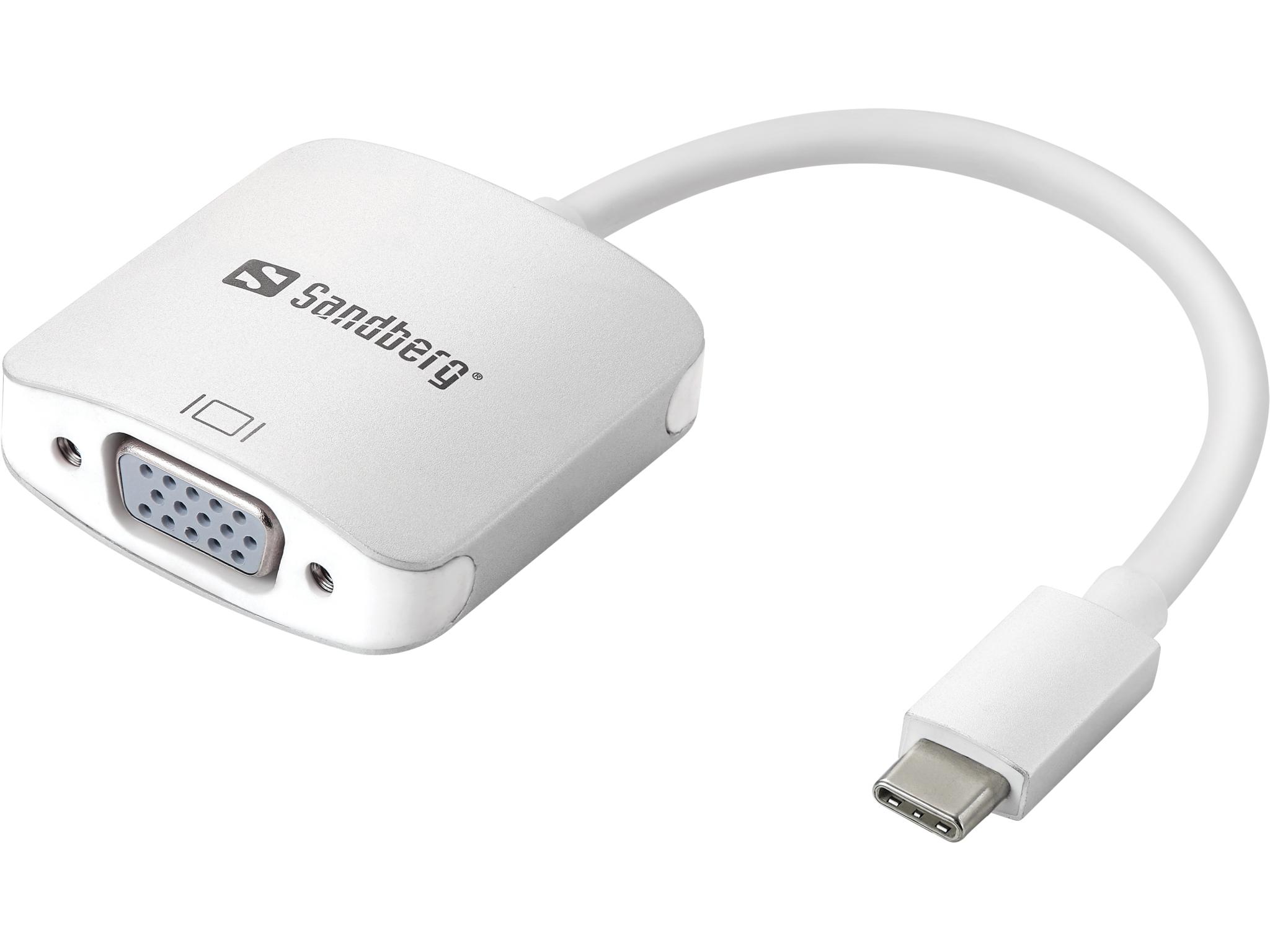 USB-C to VGA Link