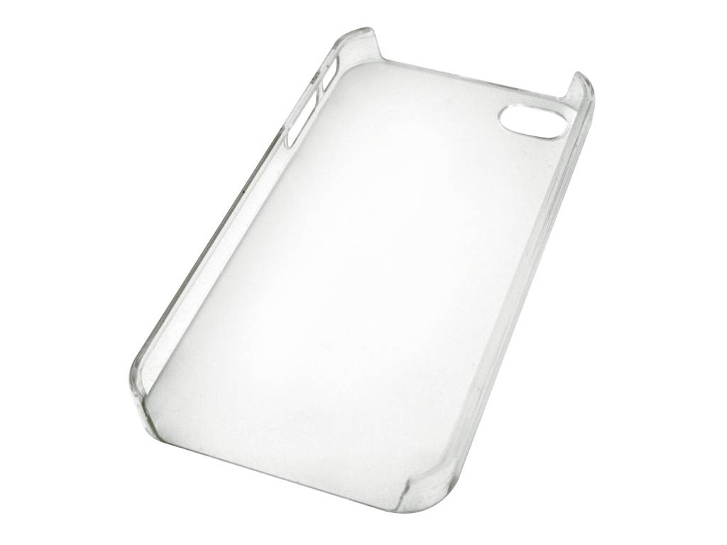 Hard back case Clear iPhone 4