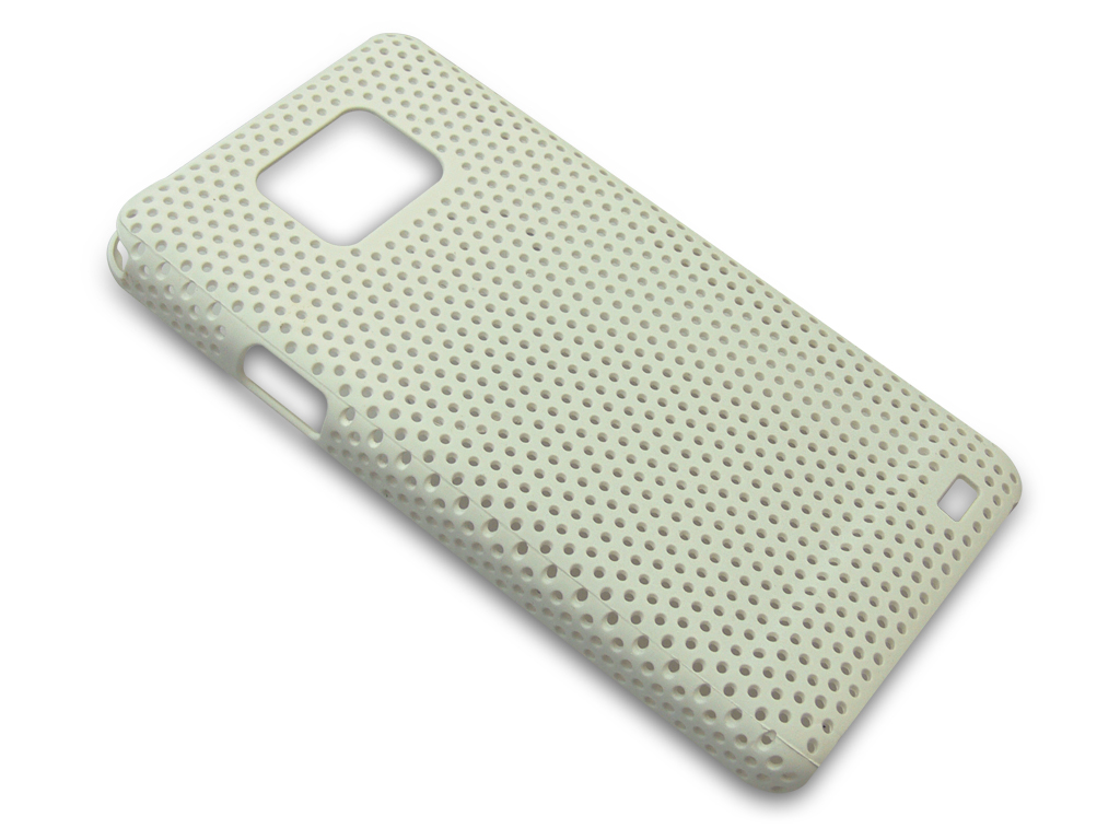Cover S II easy grip White