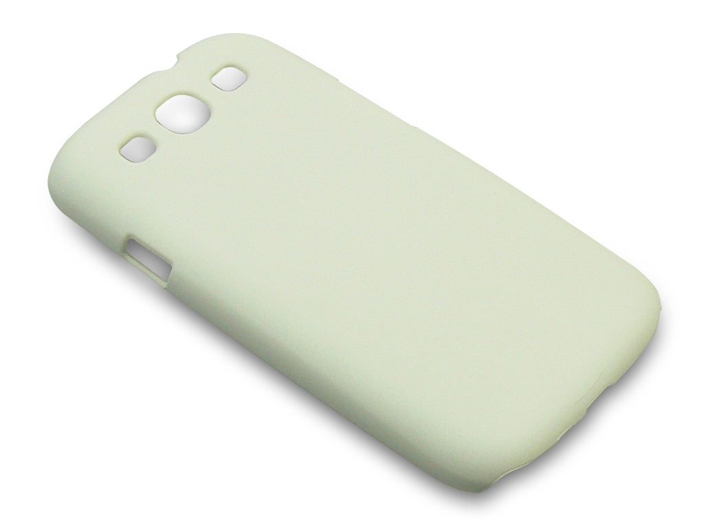 Cover S III hard White