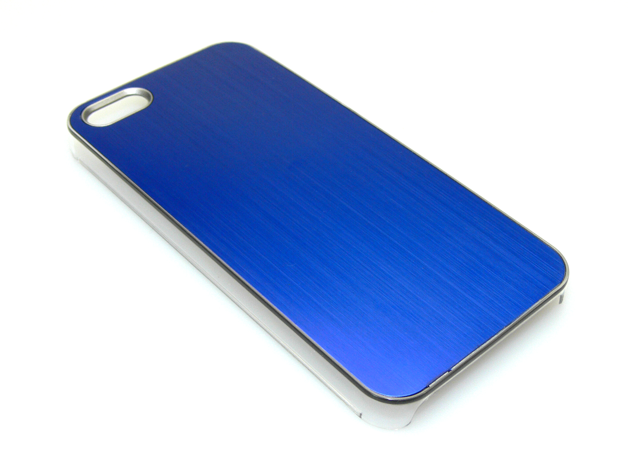 Cover iPhone 5/5S Aluminum Blue