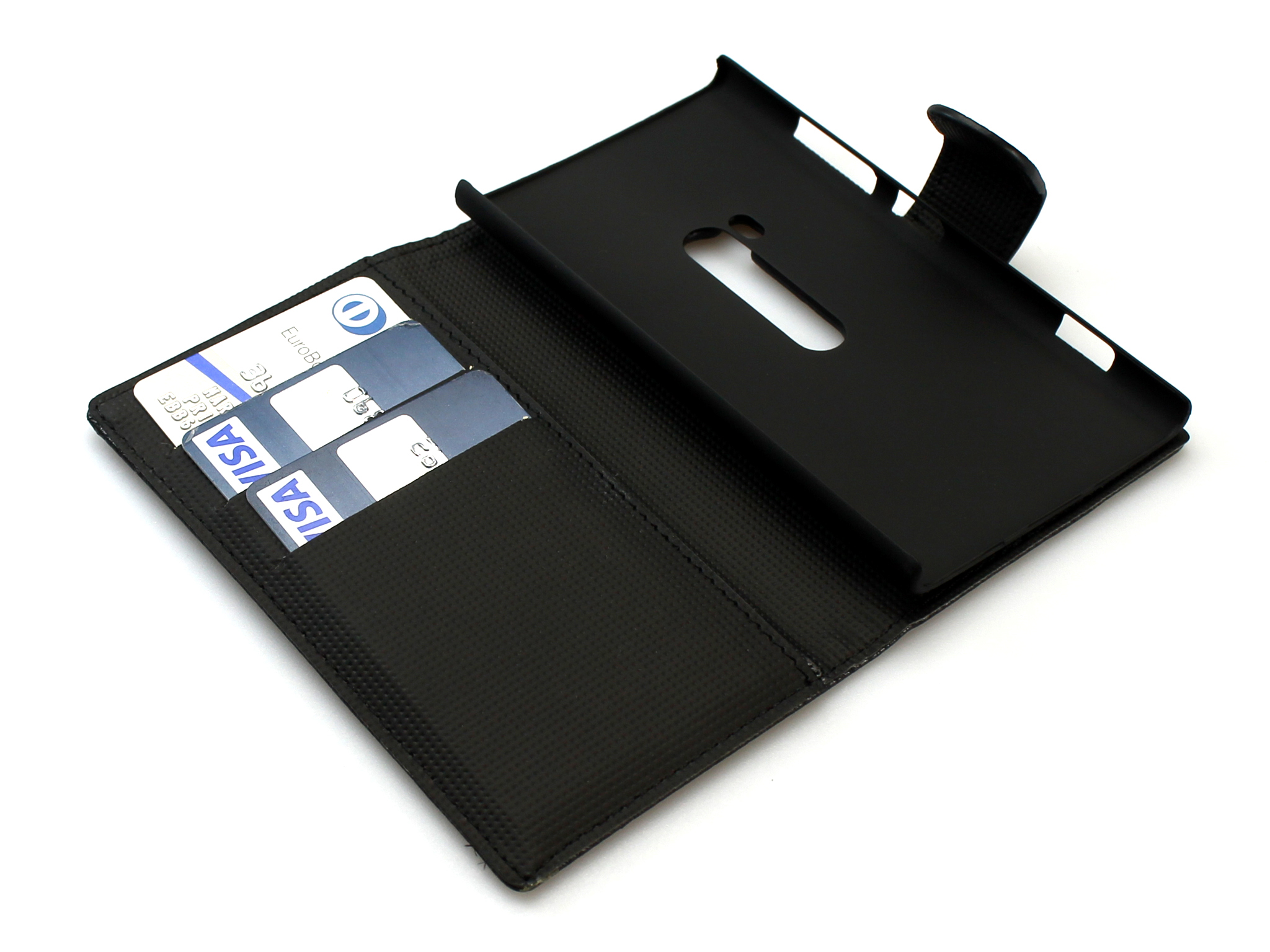 Cover wallet Lumia 920 Black