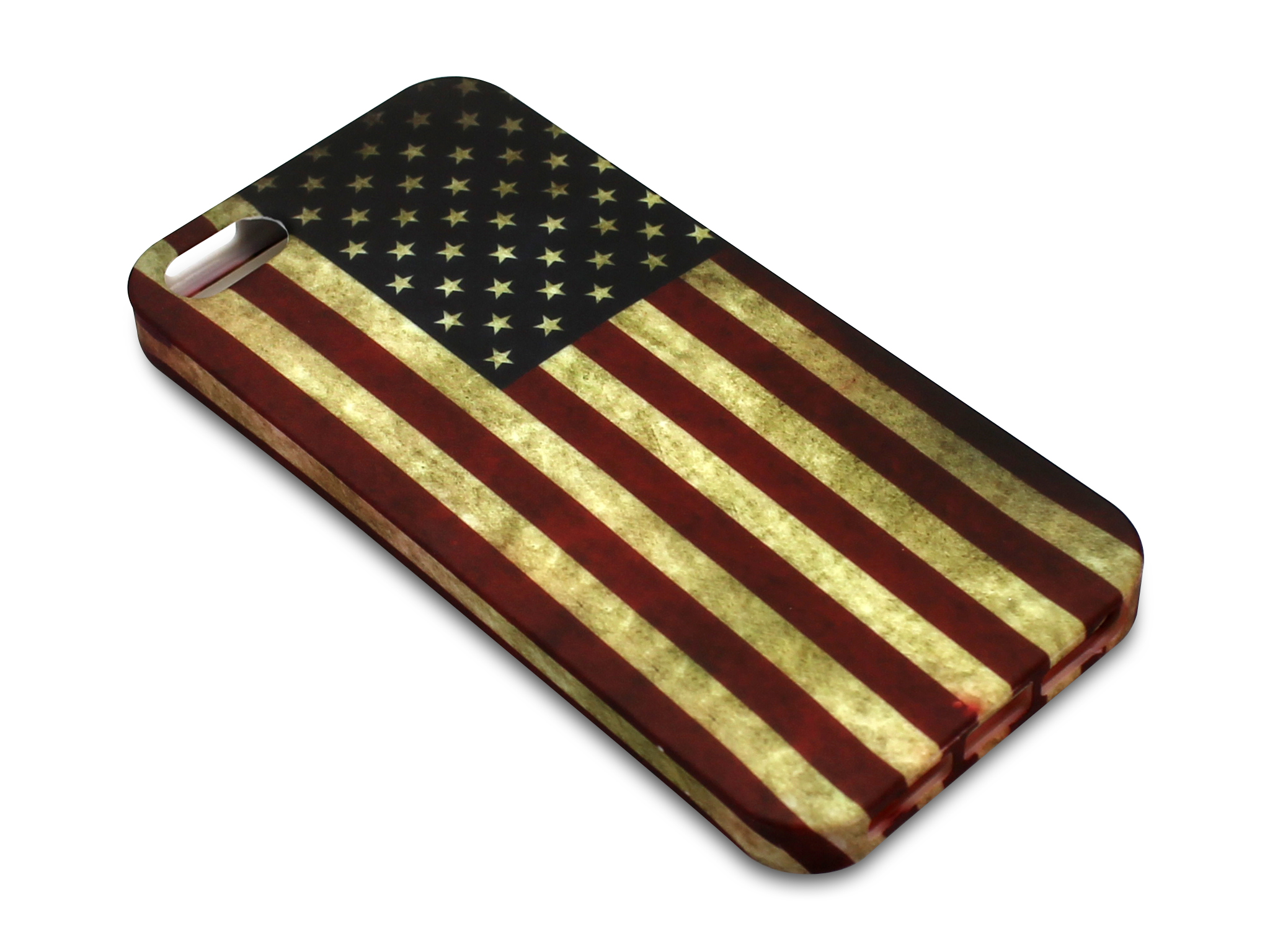 Print Cover iPh5/5S Stars&Stripes