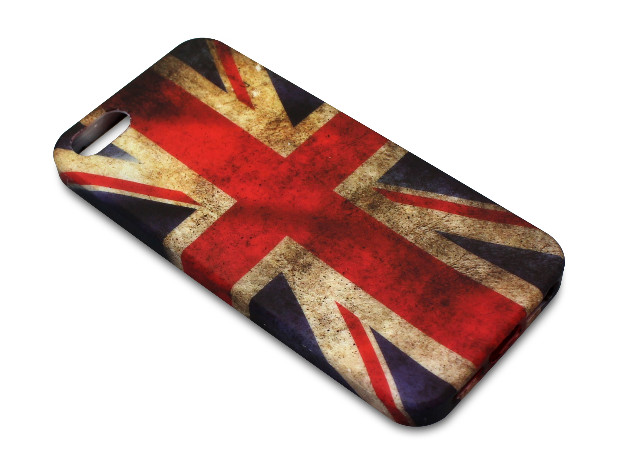 Print Cover iPh 5/5S Union Jack