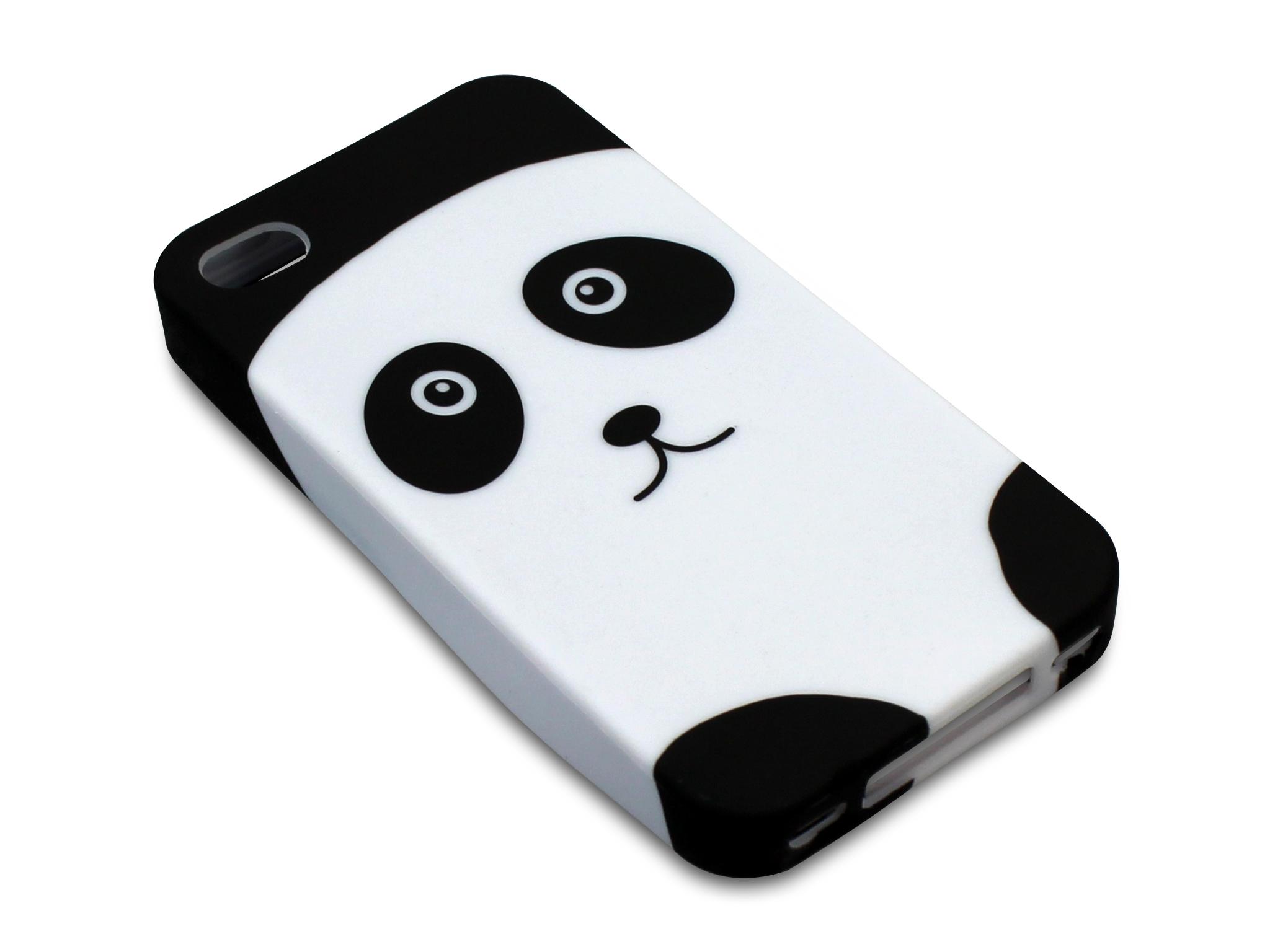 Print Cover 4/4S Panda