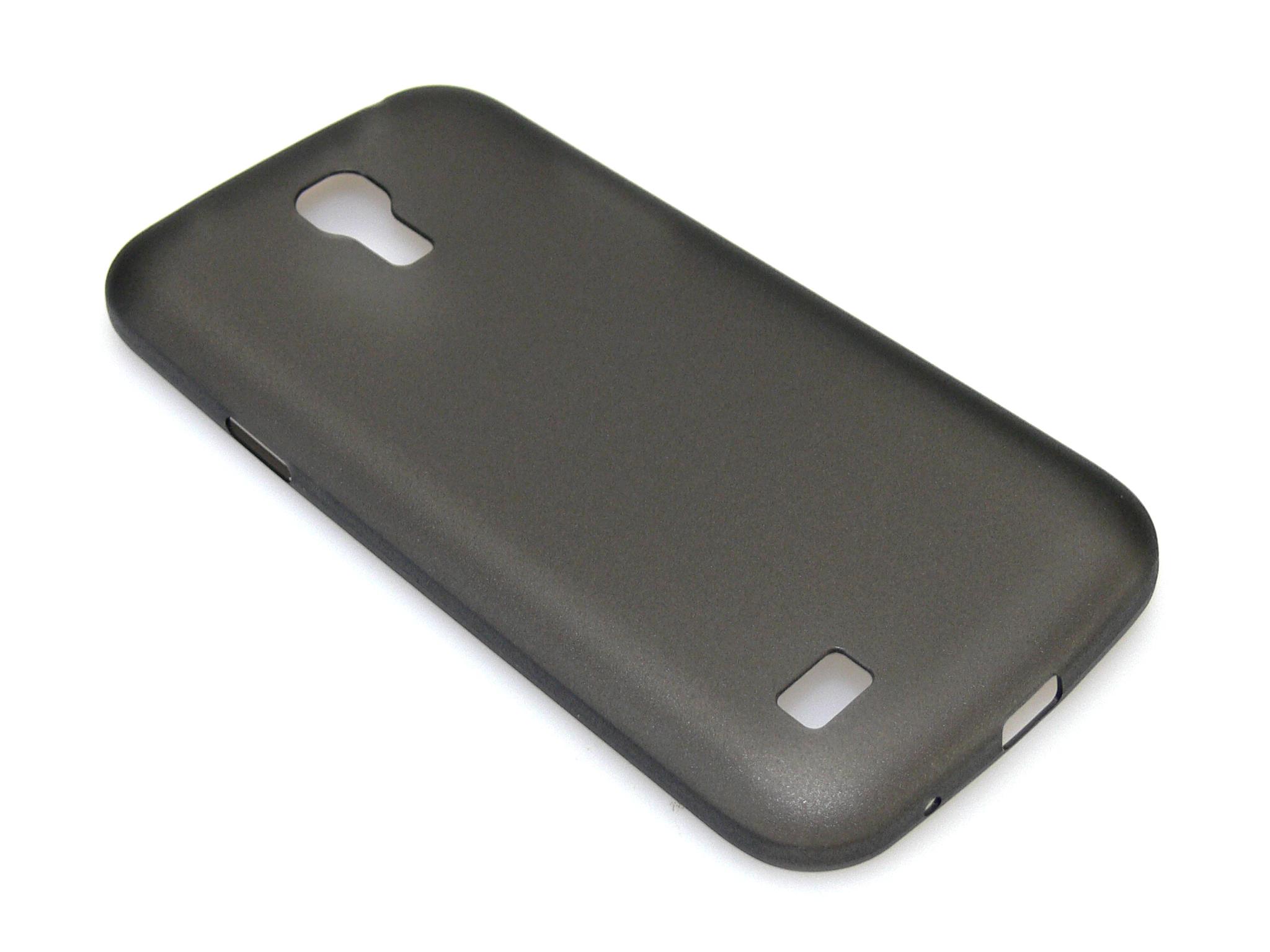 Cover S4 Mini hard Black