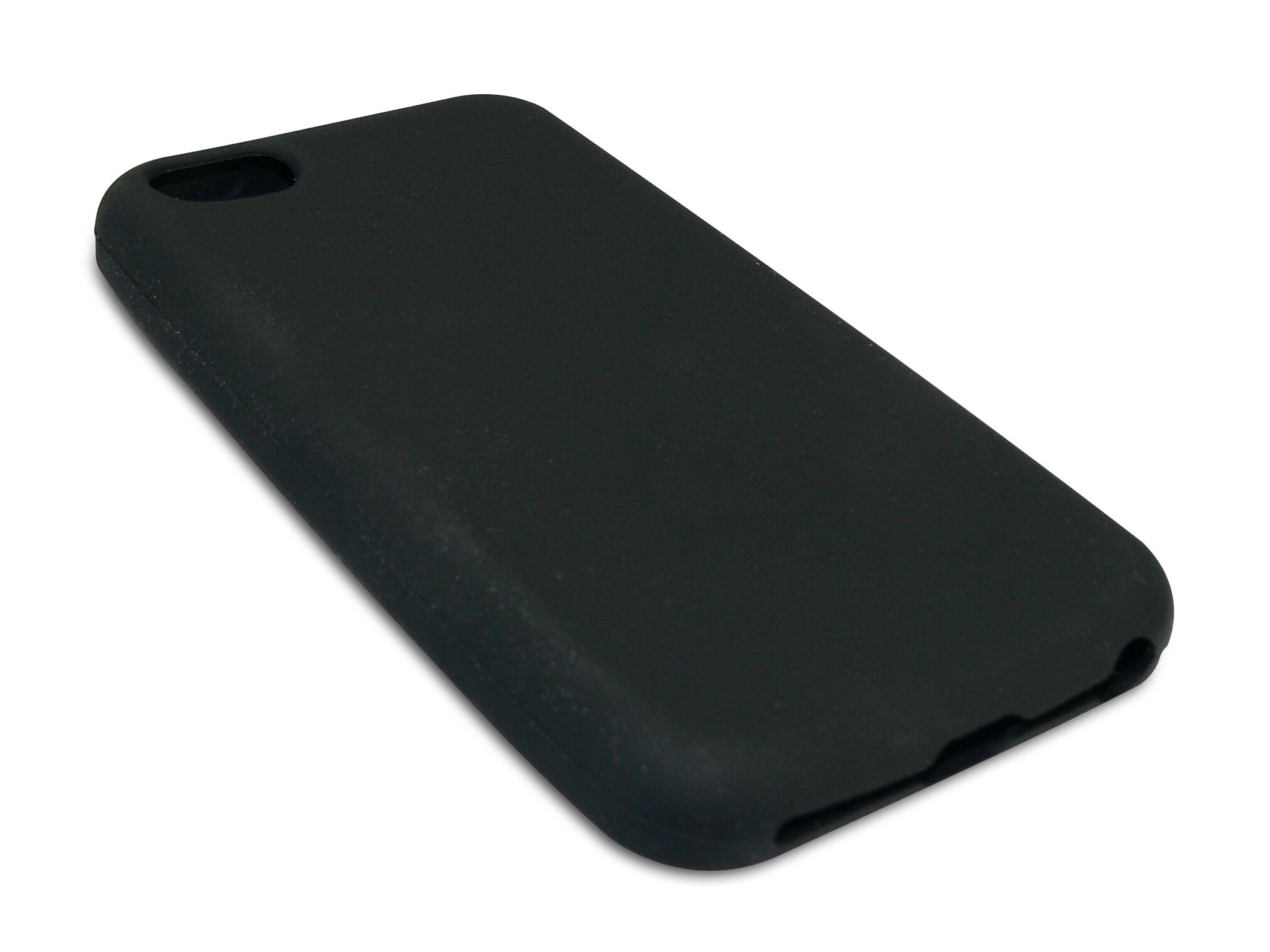 Cover iPhone 5C soft Black