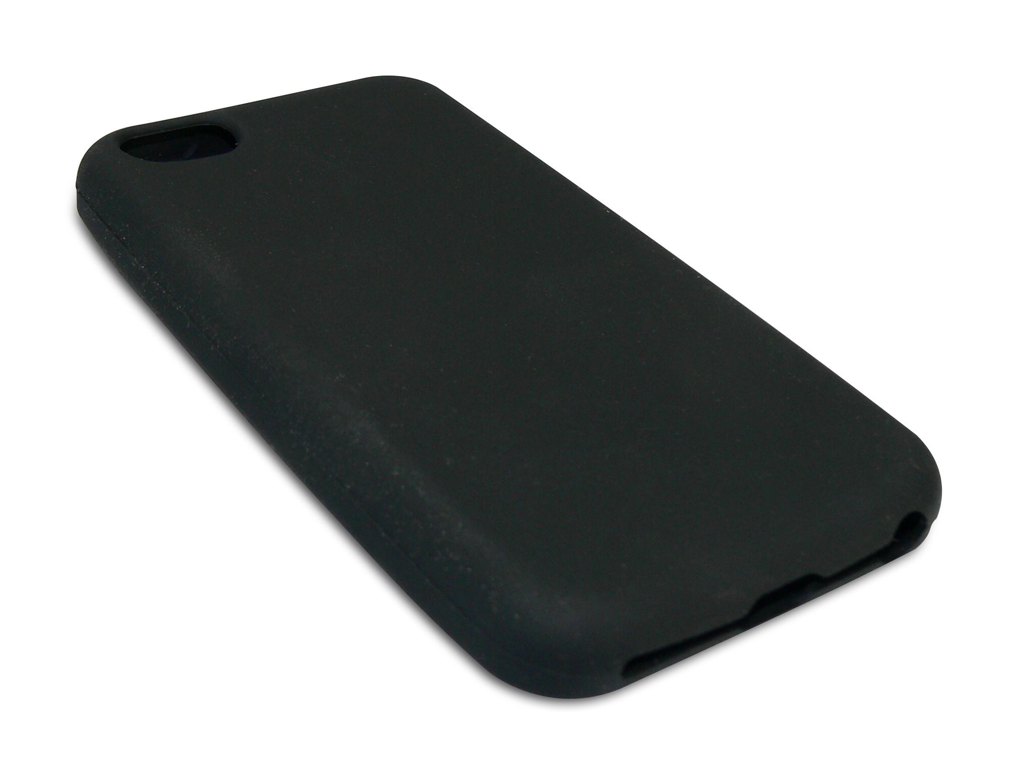 Cover iPhone 5C soft Black