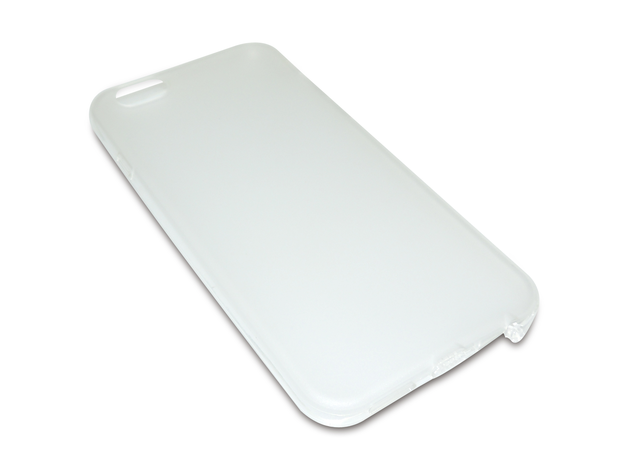 Cover iPhone 6 soft White
