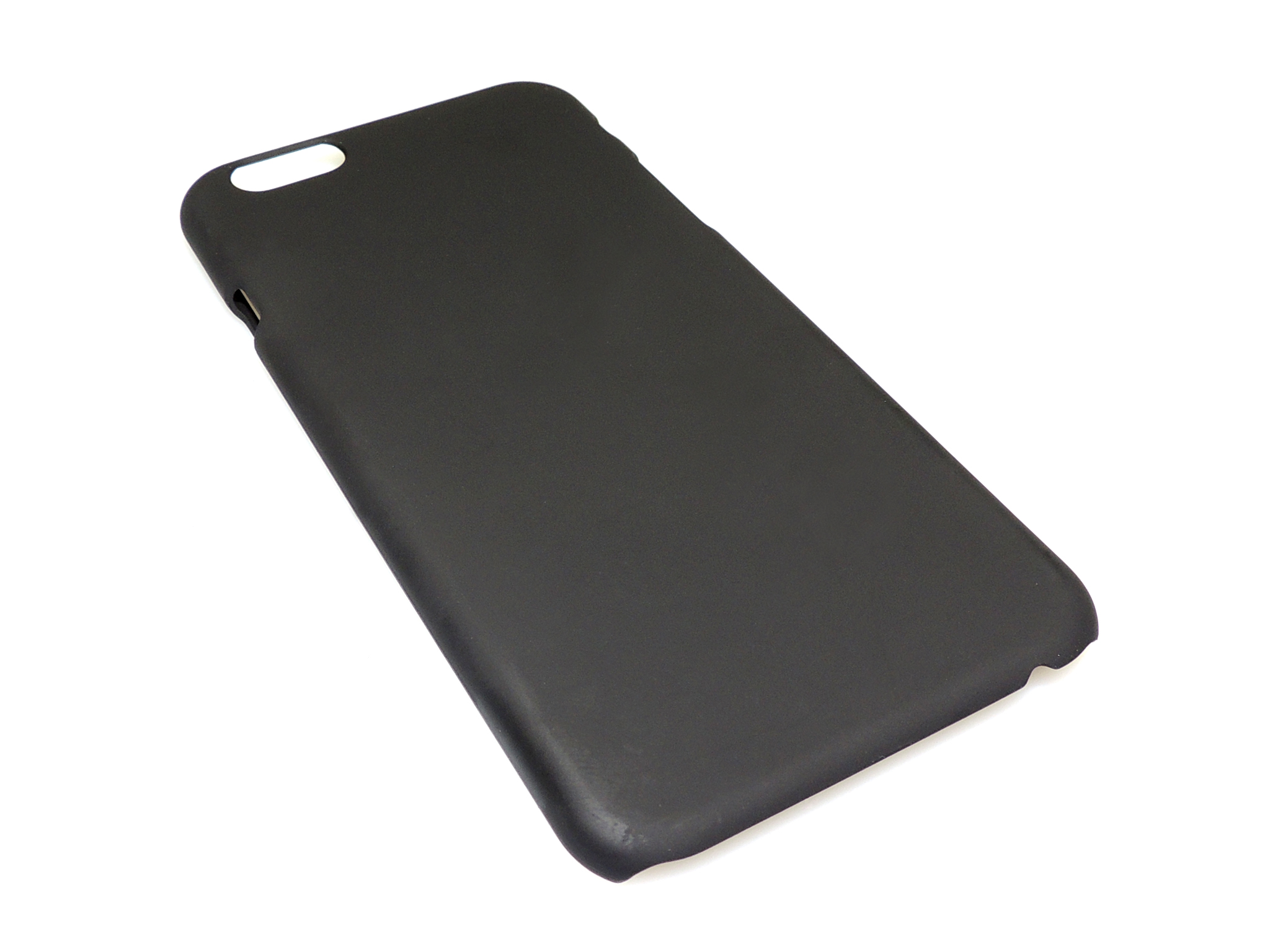 Cover iPhone 6 hard Black