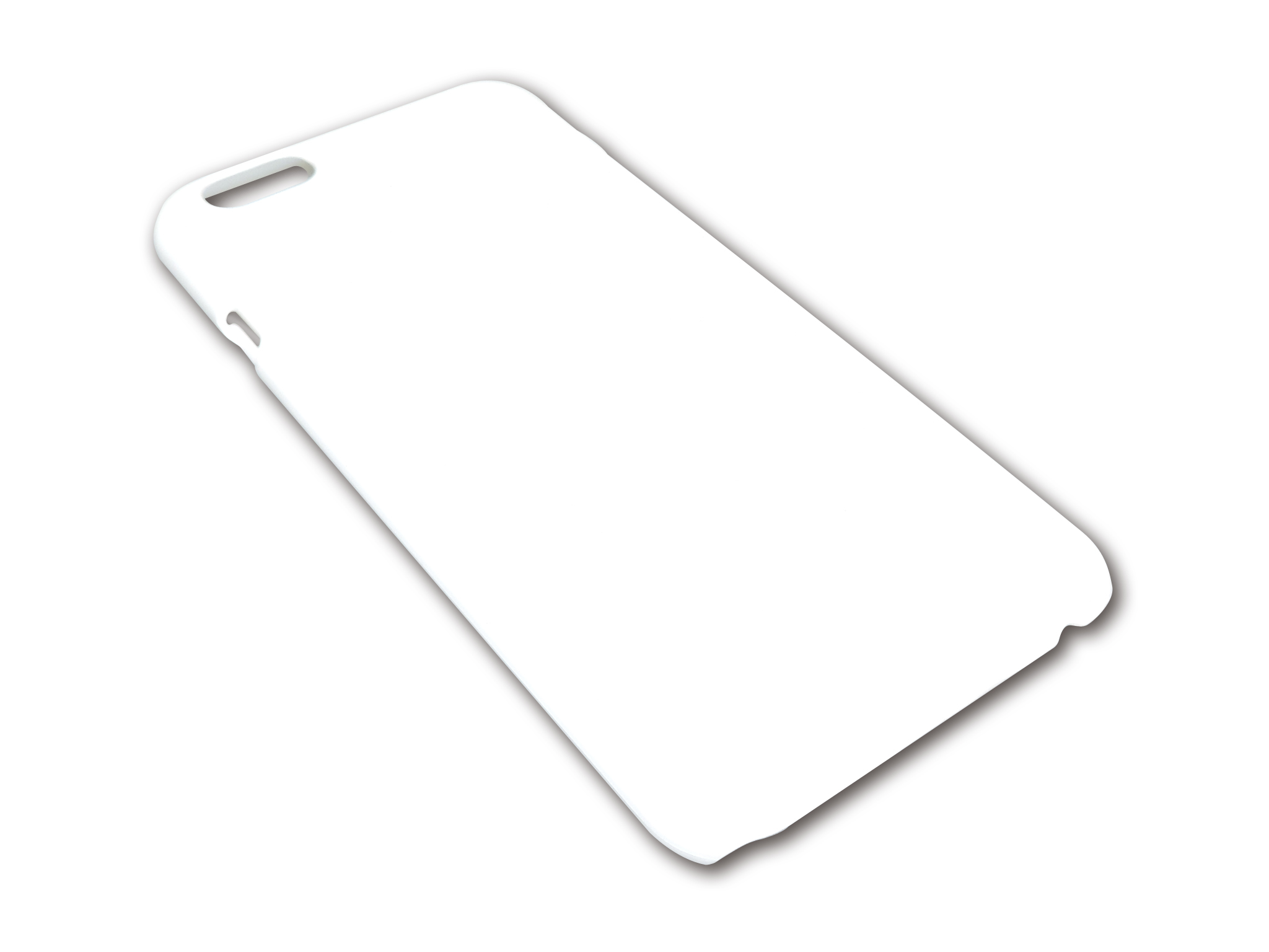 Cover iPhone 6 hard White