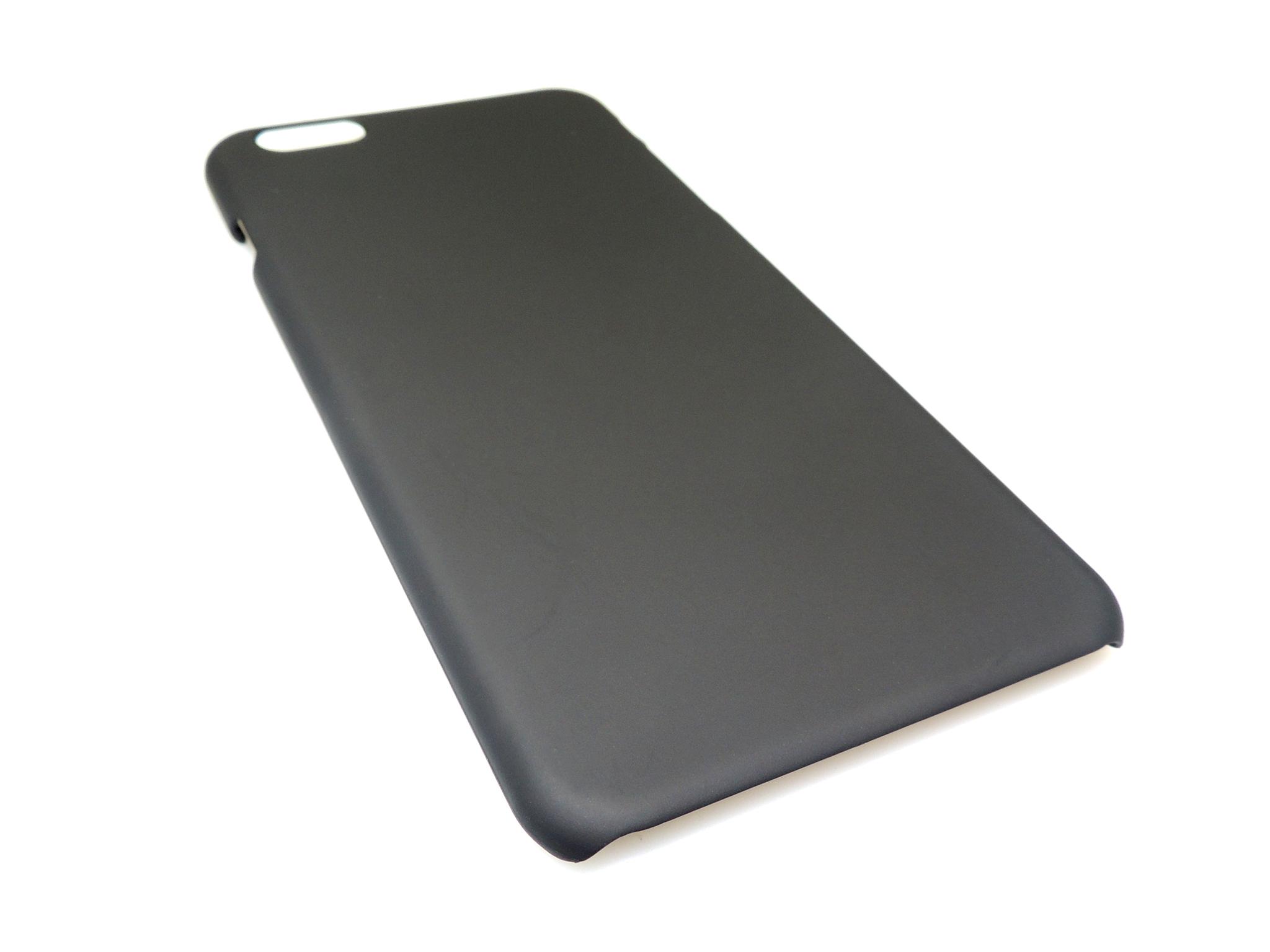 Cover iPhone 6 Plus hard Black