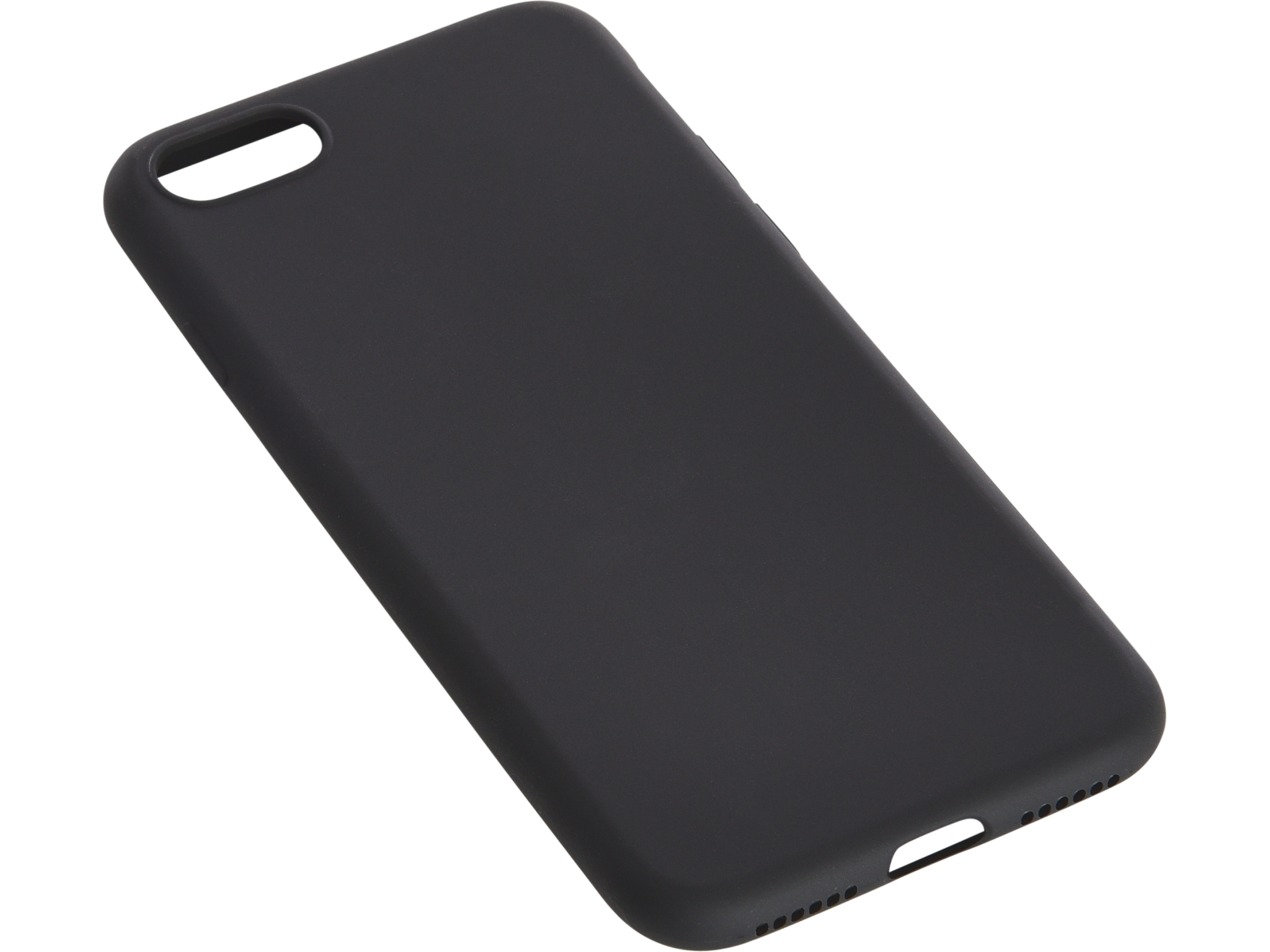 Cover iPhone 7 soft Black