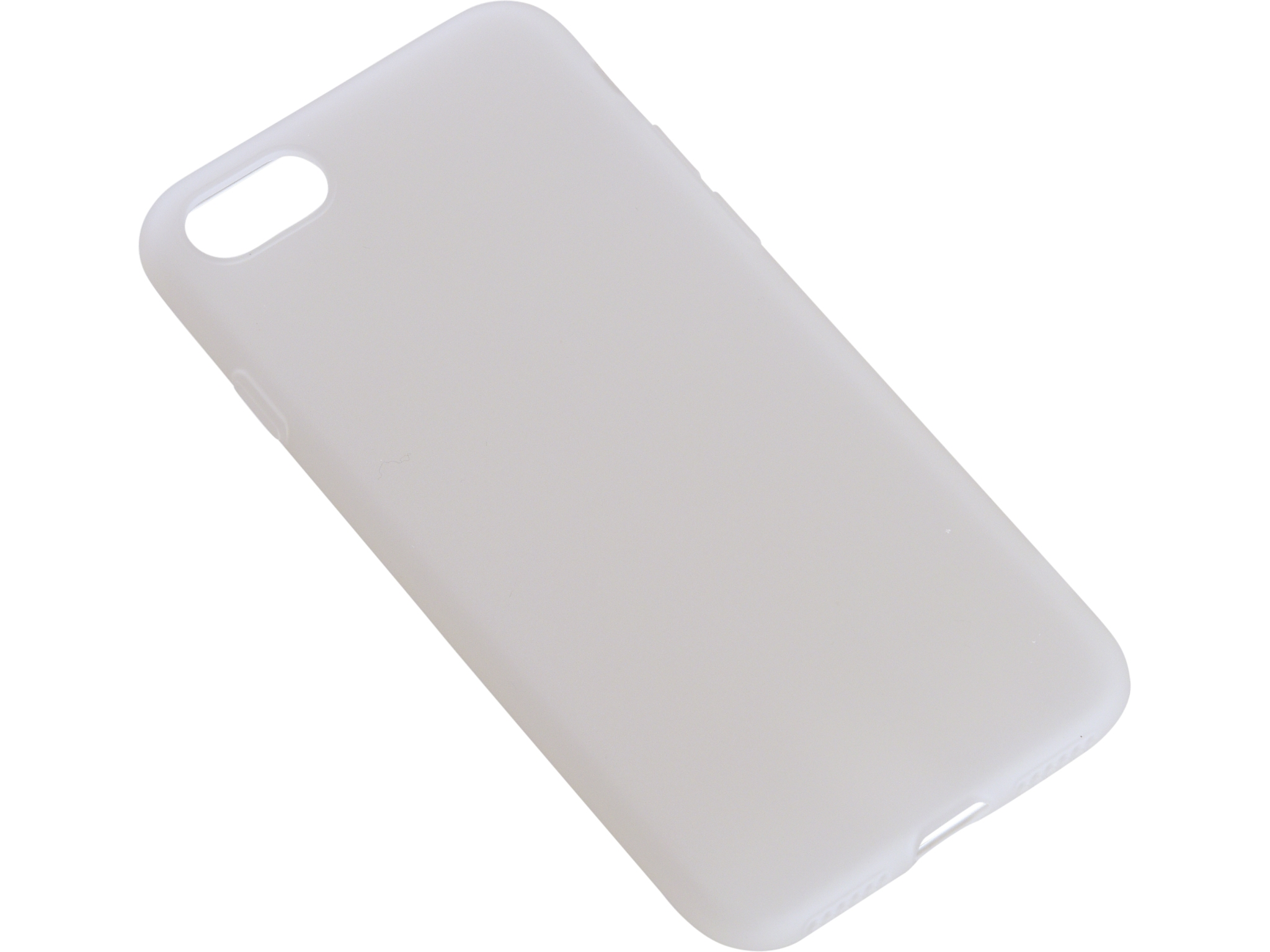 Cover iPhone 7/8 soft White