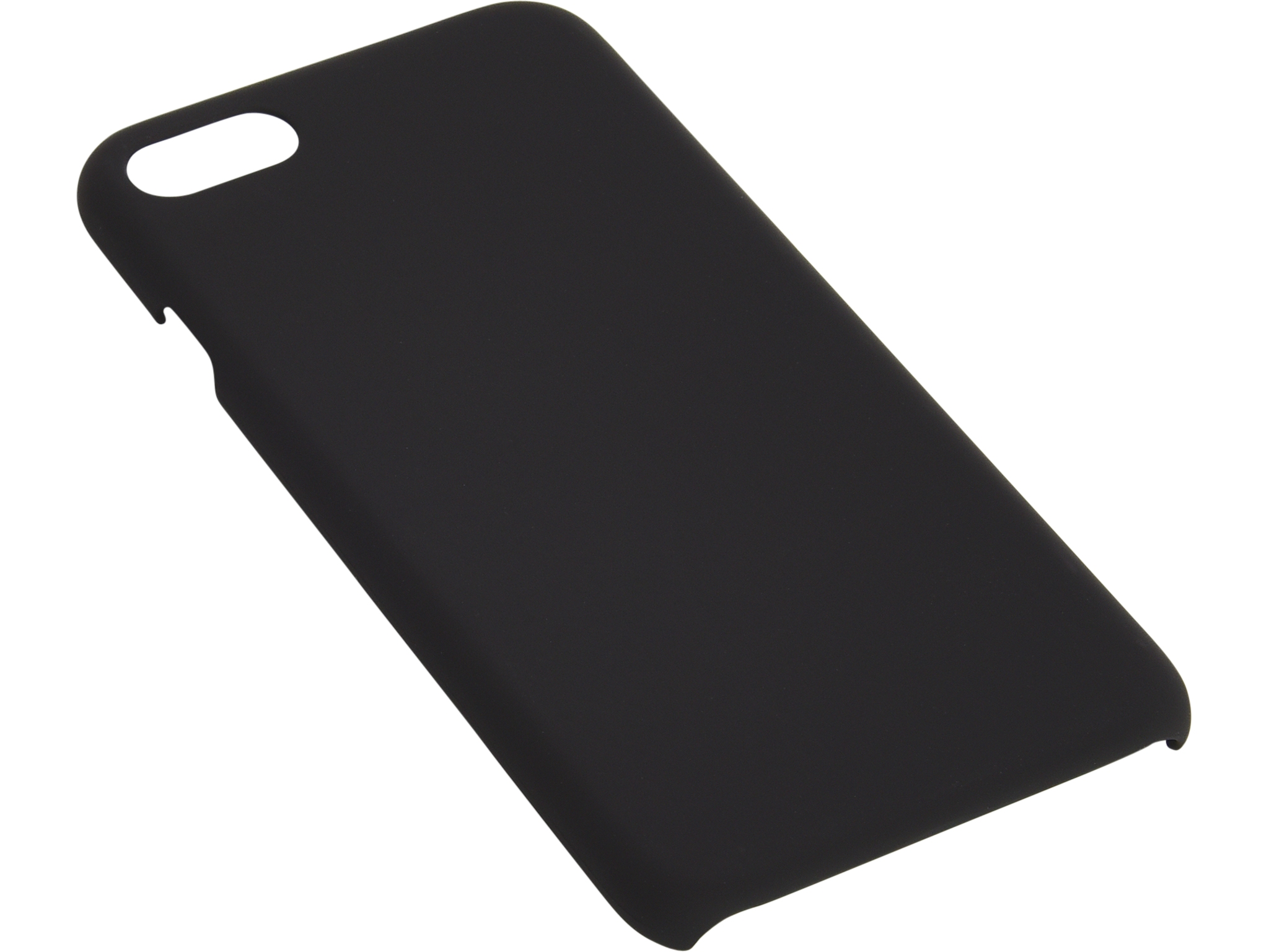 Cover iPhone 7 hard Black