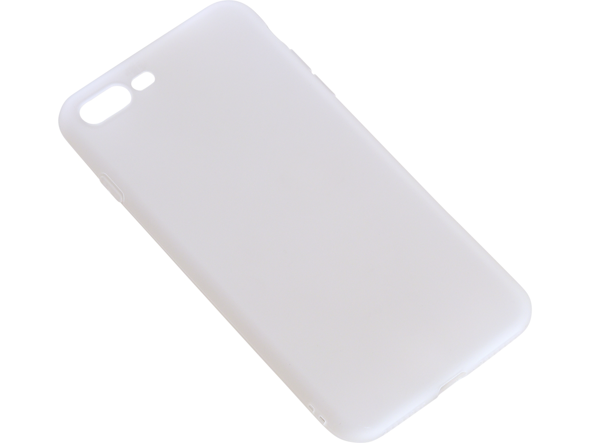 Cover iPhone 7/8 Plus soft Whi