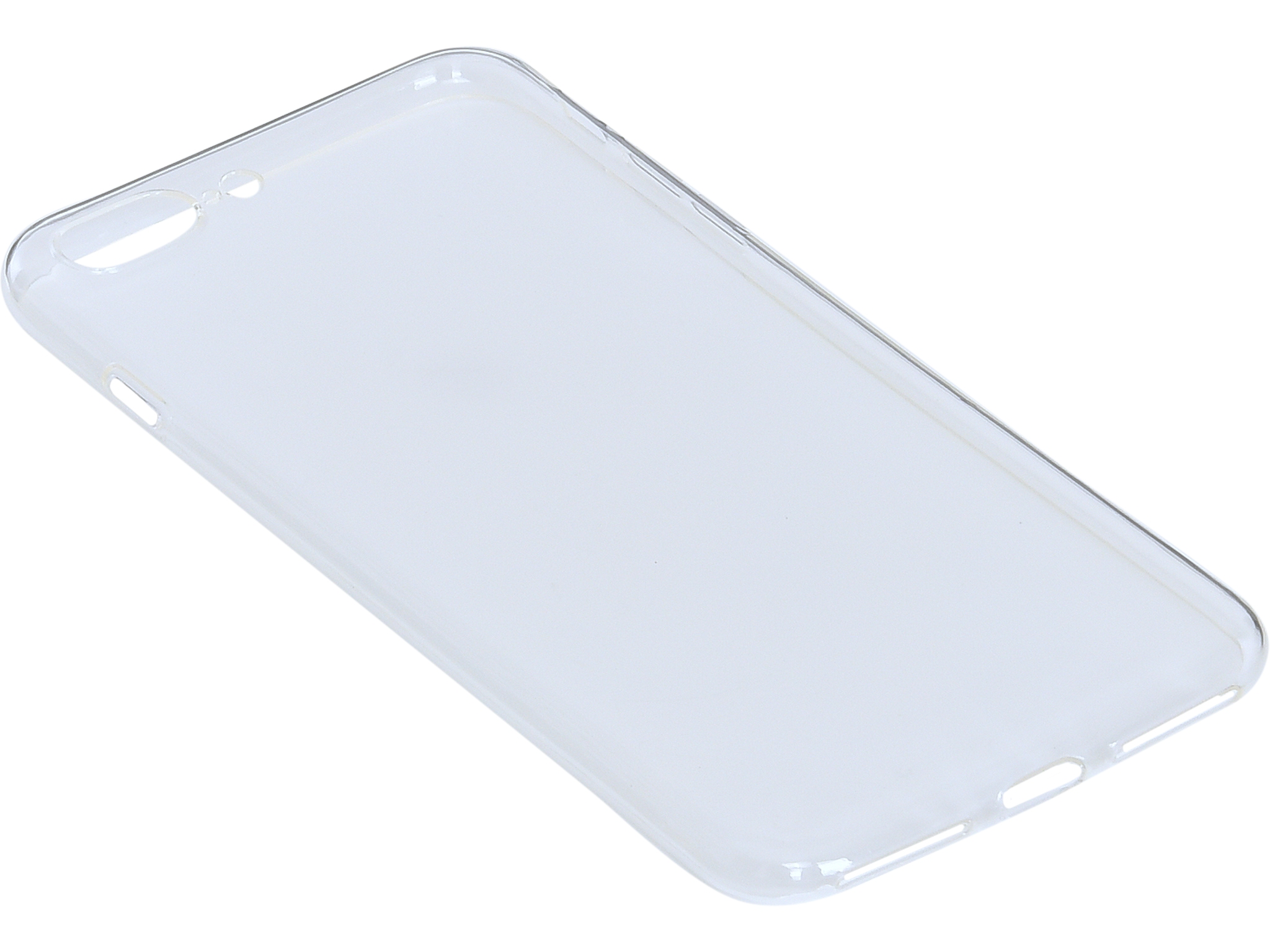 Cover iPhone 7 Plus soft Clear