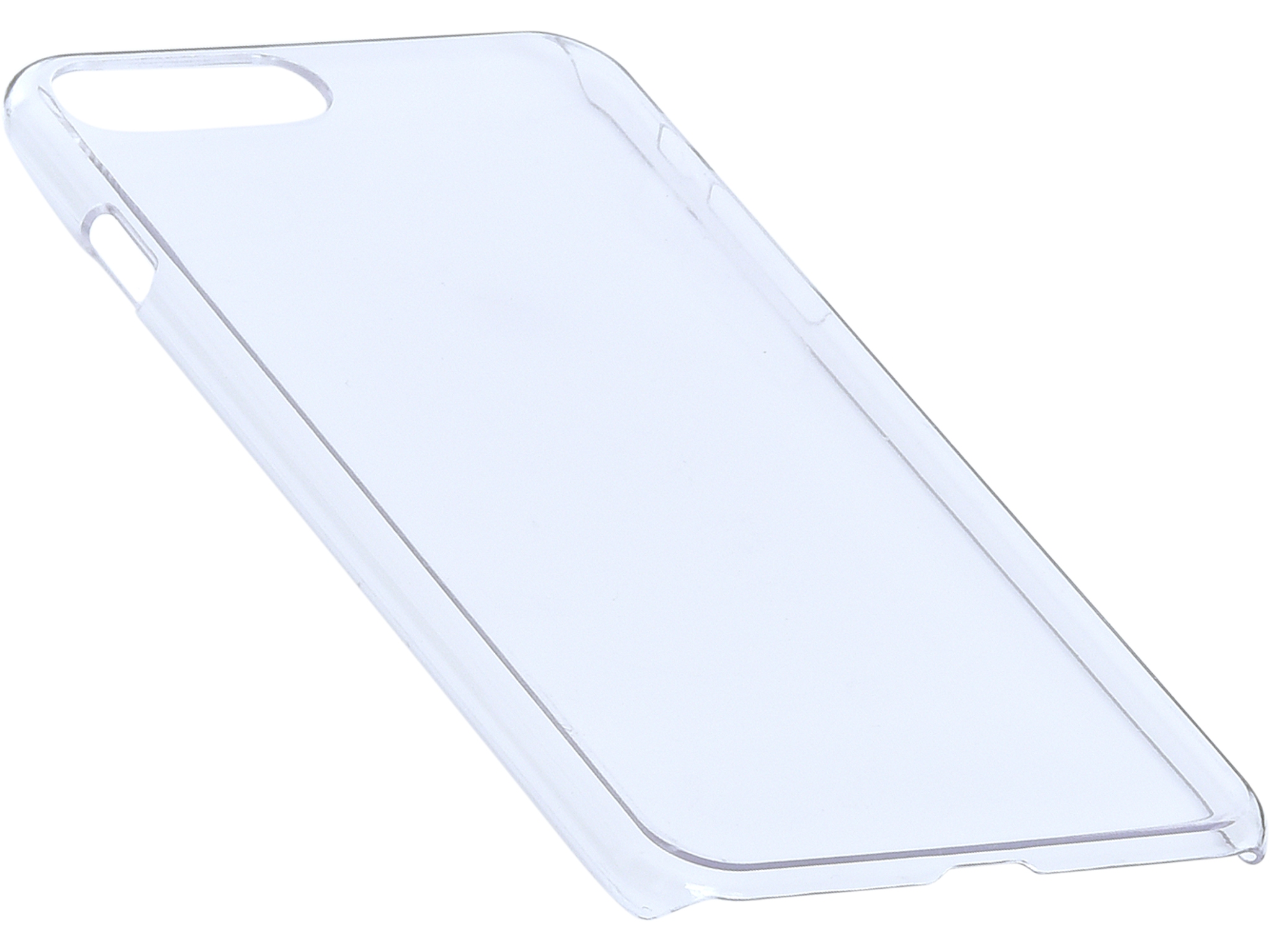 Cover iPhone 7/8 Plus hard Clear