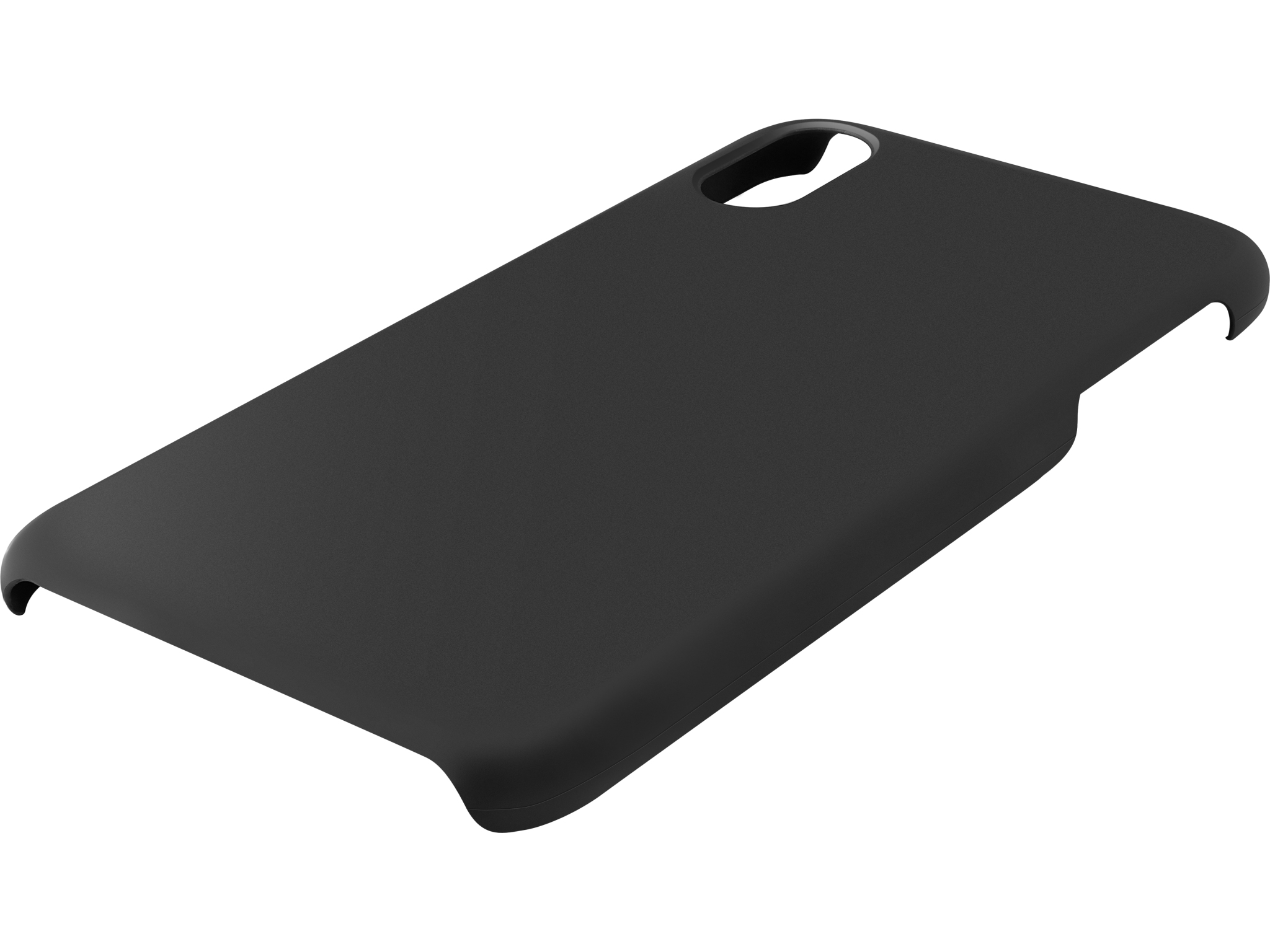 Cover iPhone XS Max Hard Black