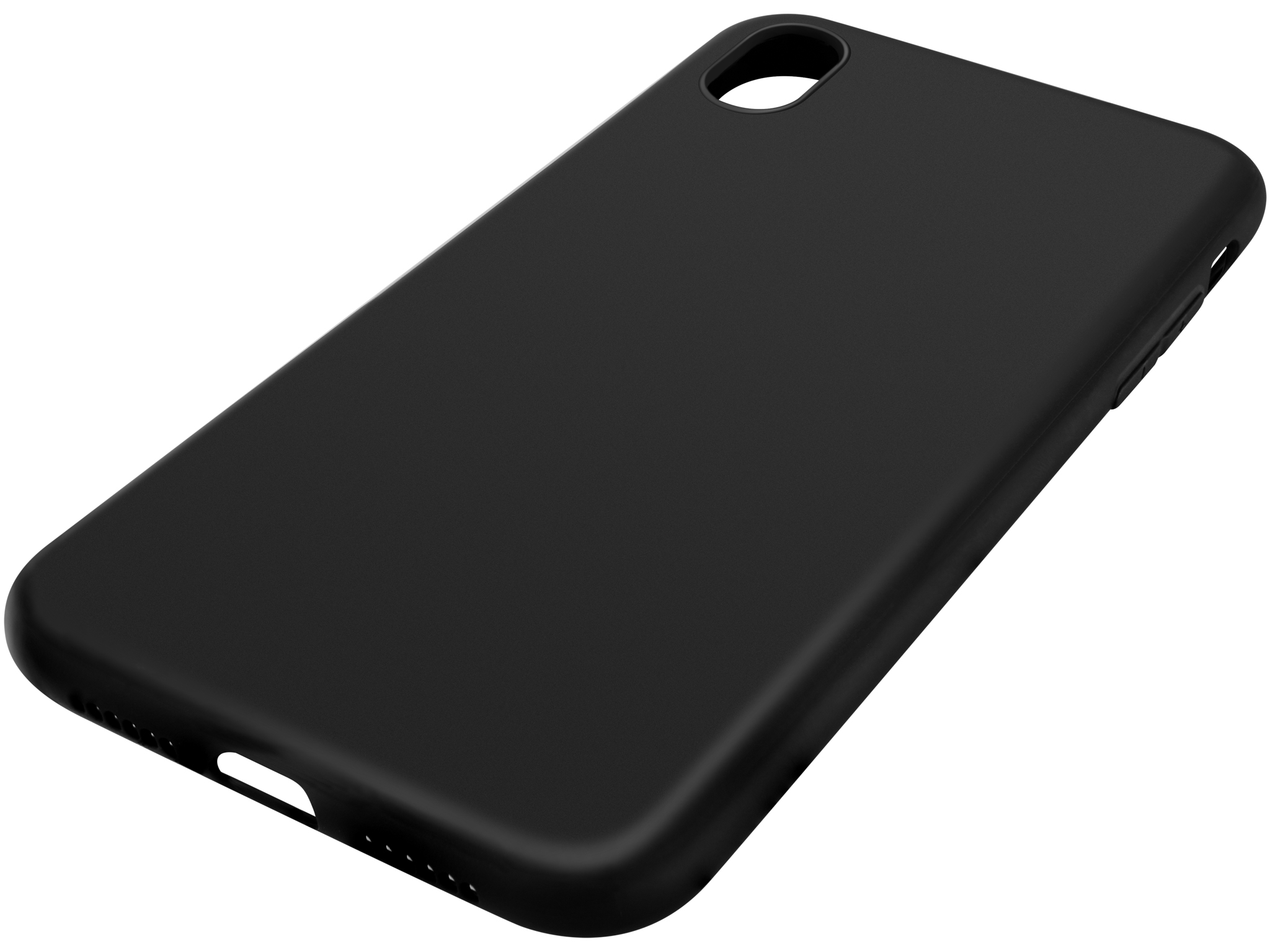 Cover iPhone XR Soft Black