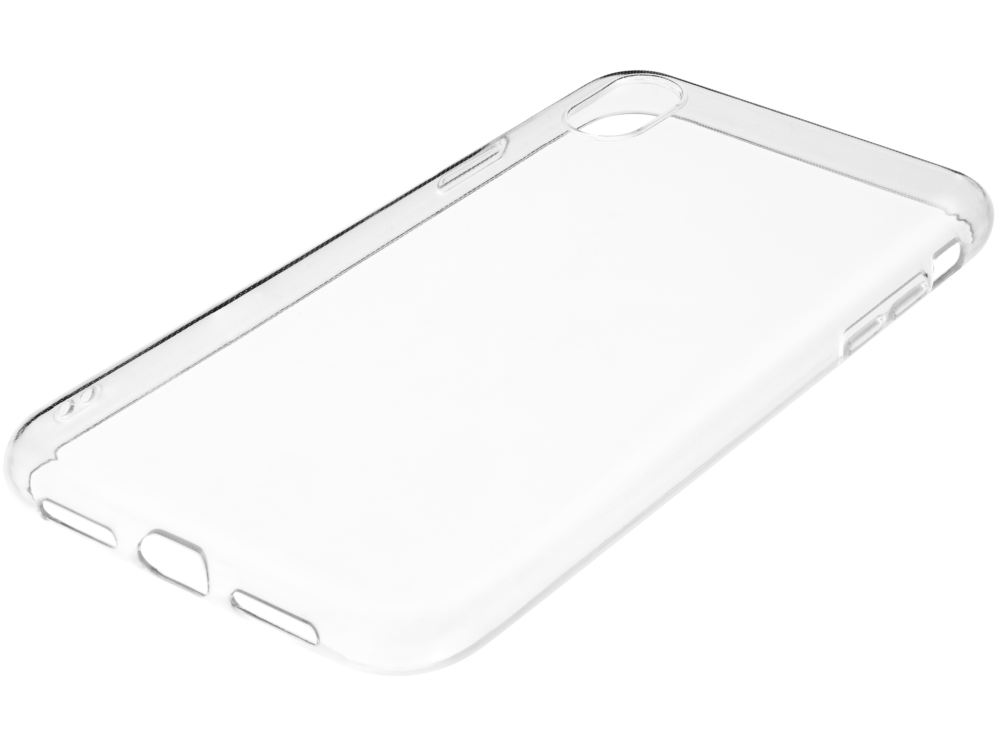 Cover iPhone XR Soft Clear