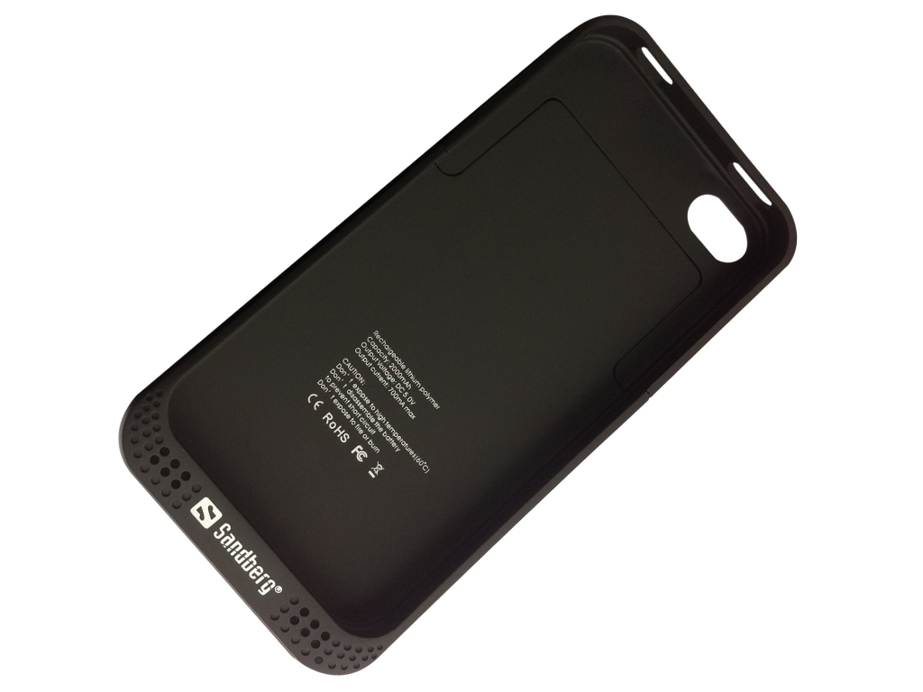 BatteryCase for iPhone 4+4S