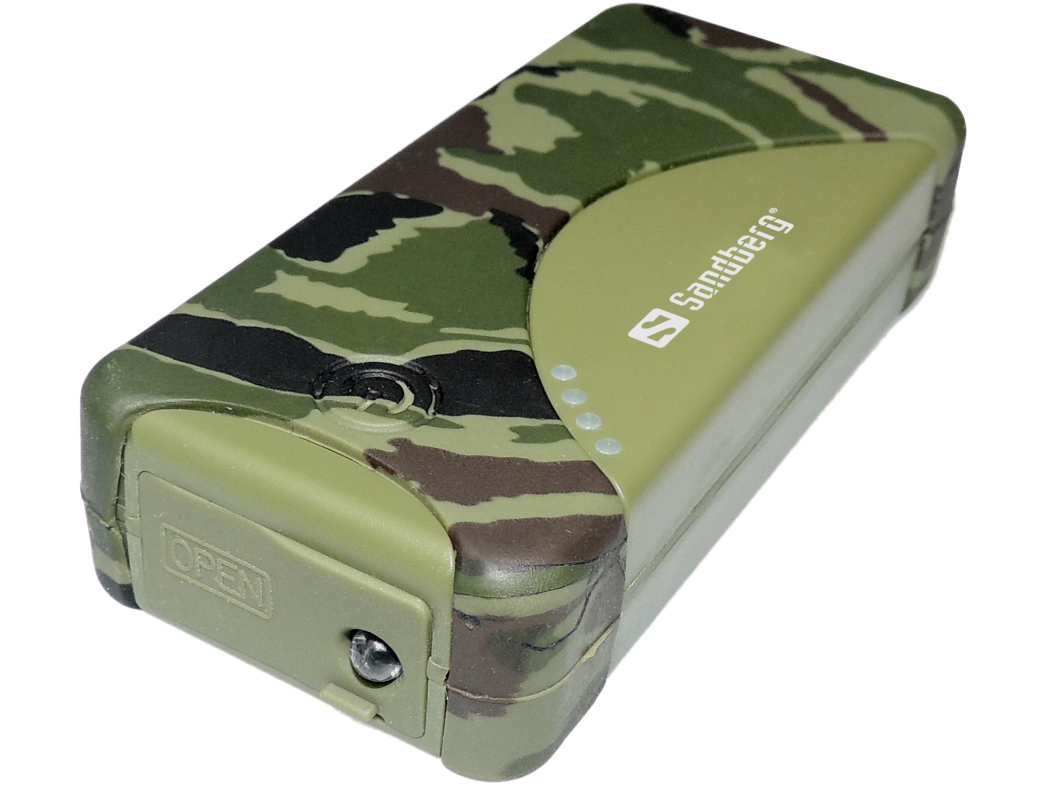 Outdoor Powerbank  5200 mAh