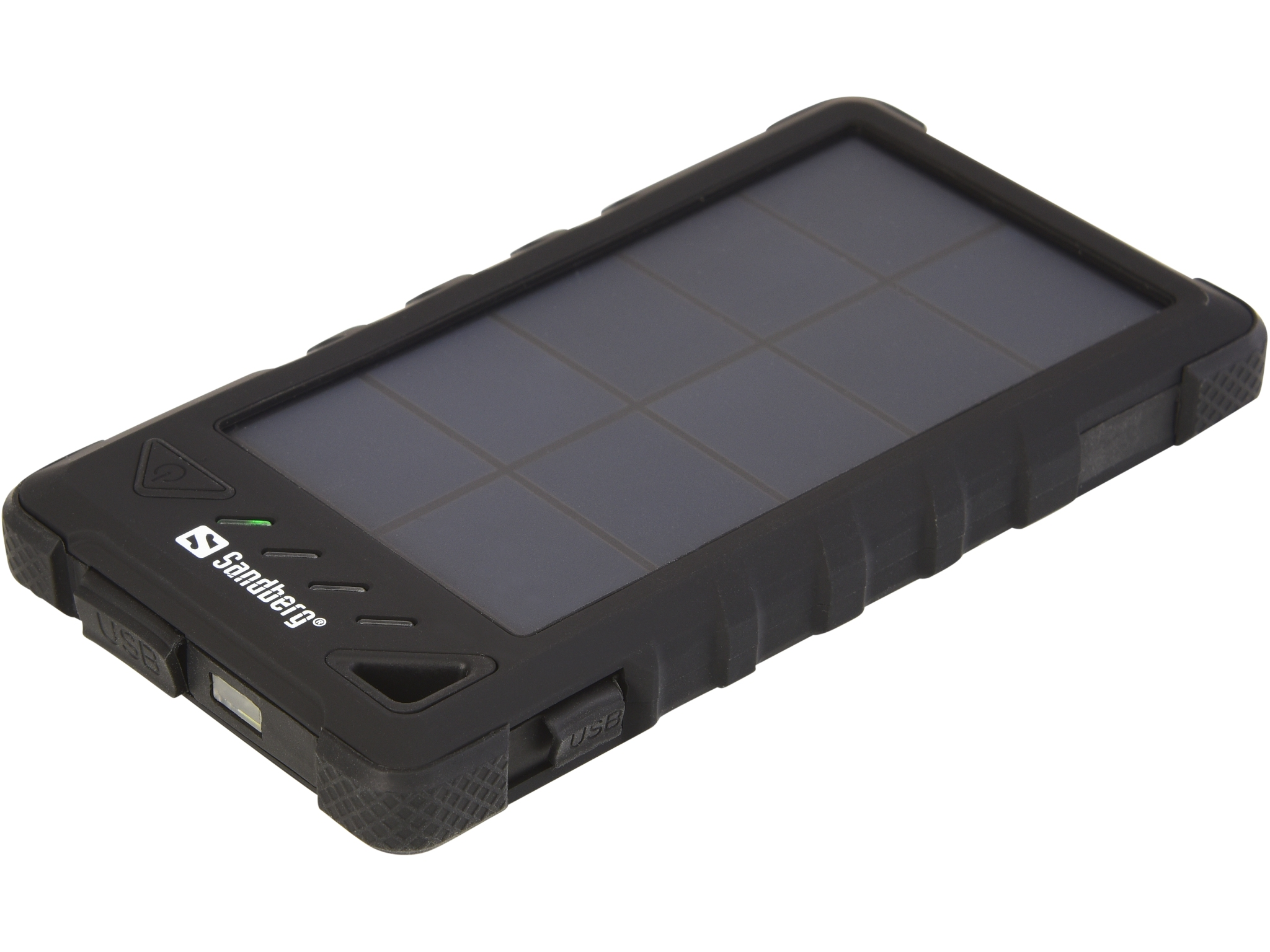 Outdoor Solar Powerbank 8000