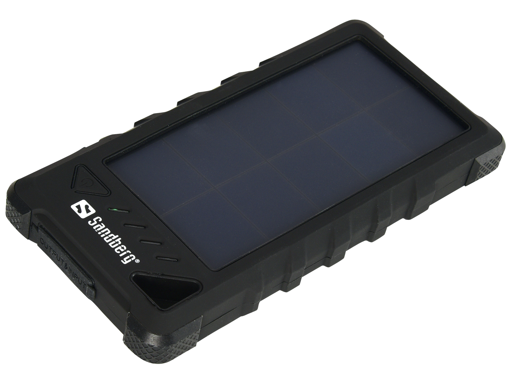Outdoor Solar Powerbank 16000