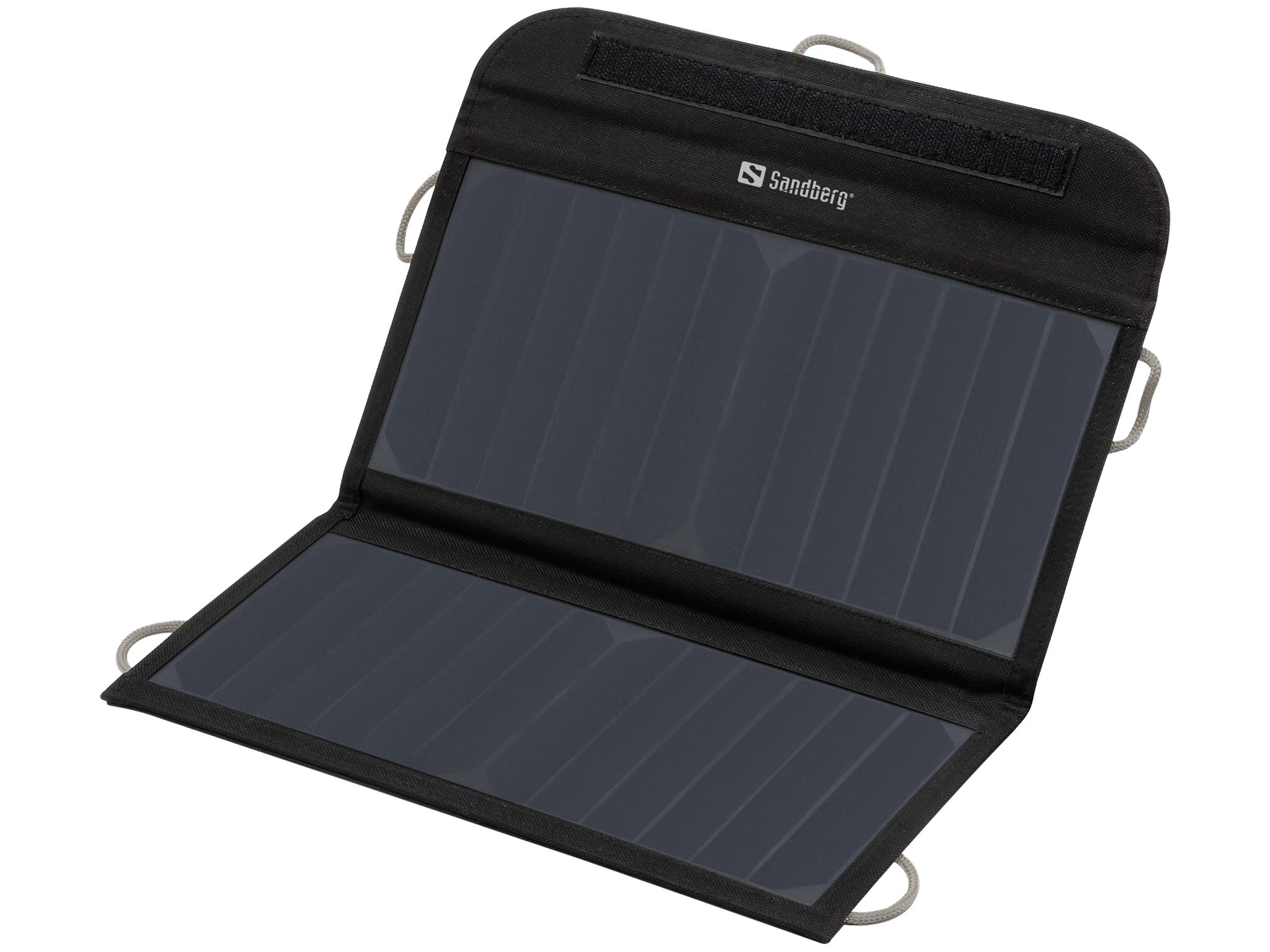 Solar Charger 13W 2xUSB