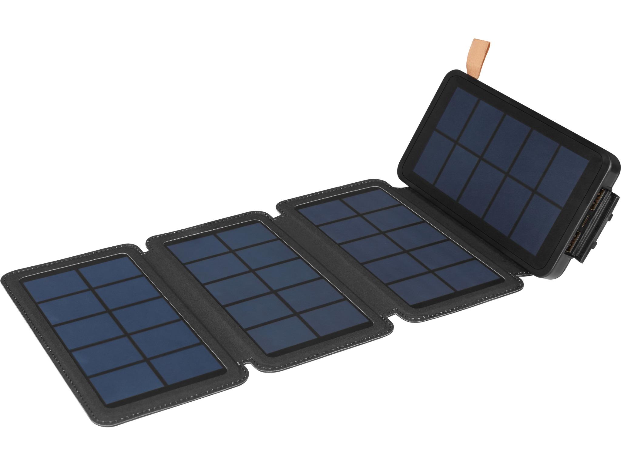 Solar 4-Panel Powerbank 12000