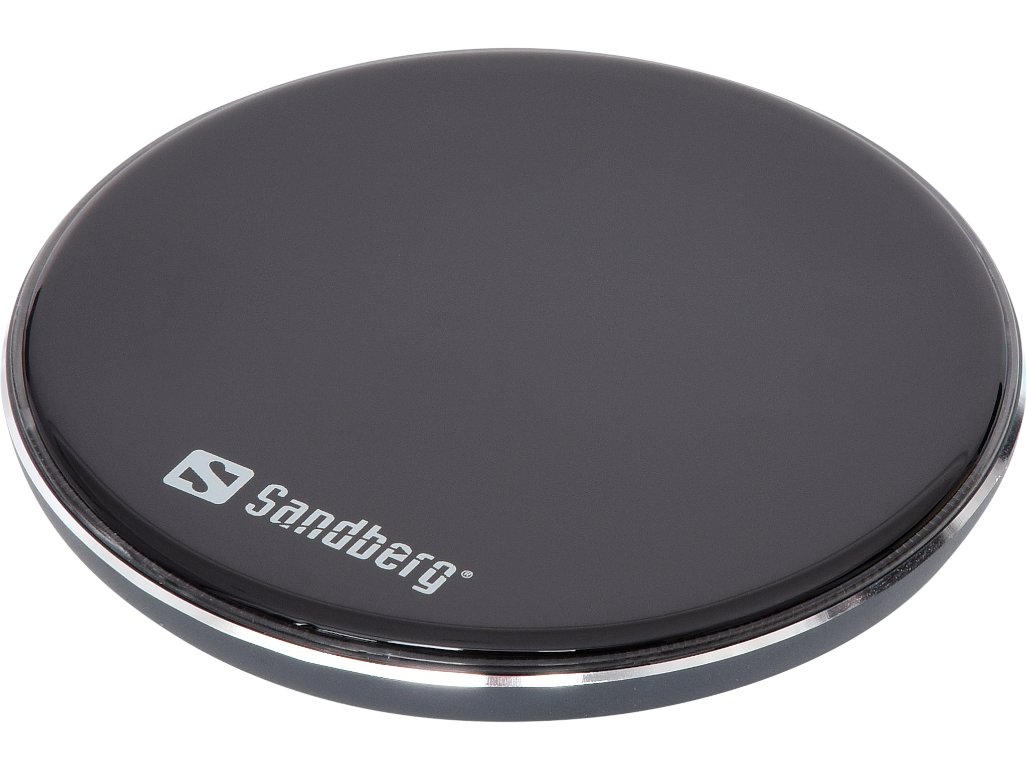 Wireless Charger Pad 10W Alu