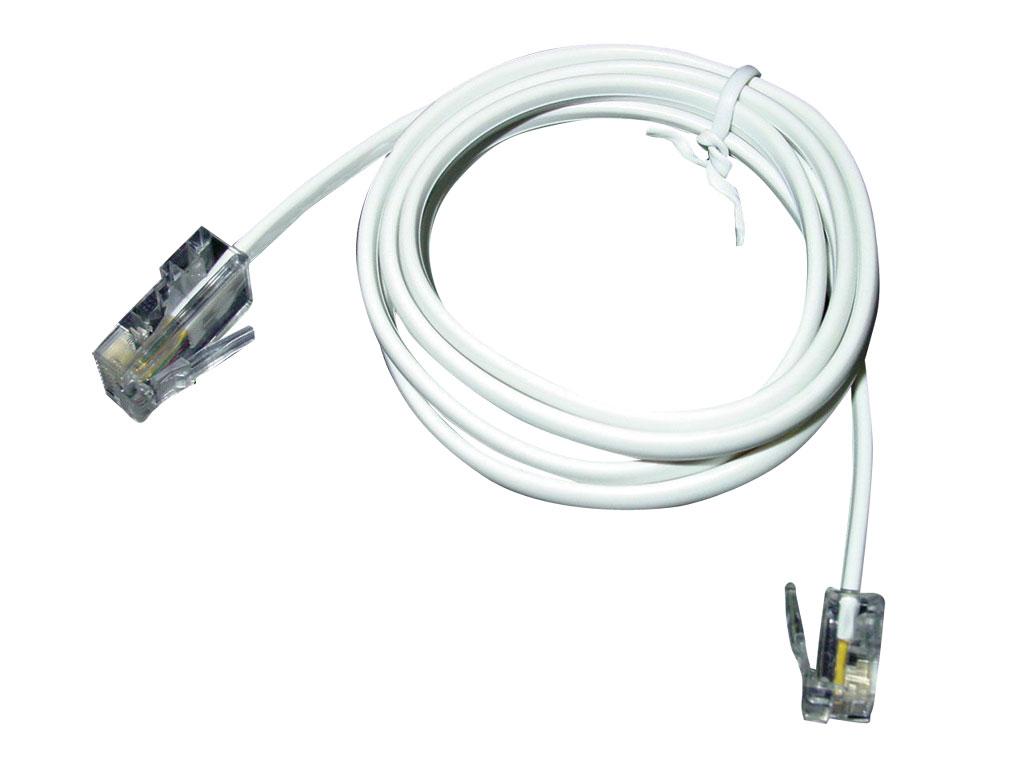 sandberg telephone cable  rj11