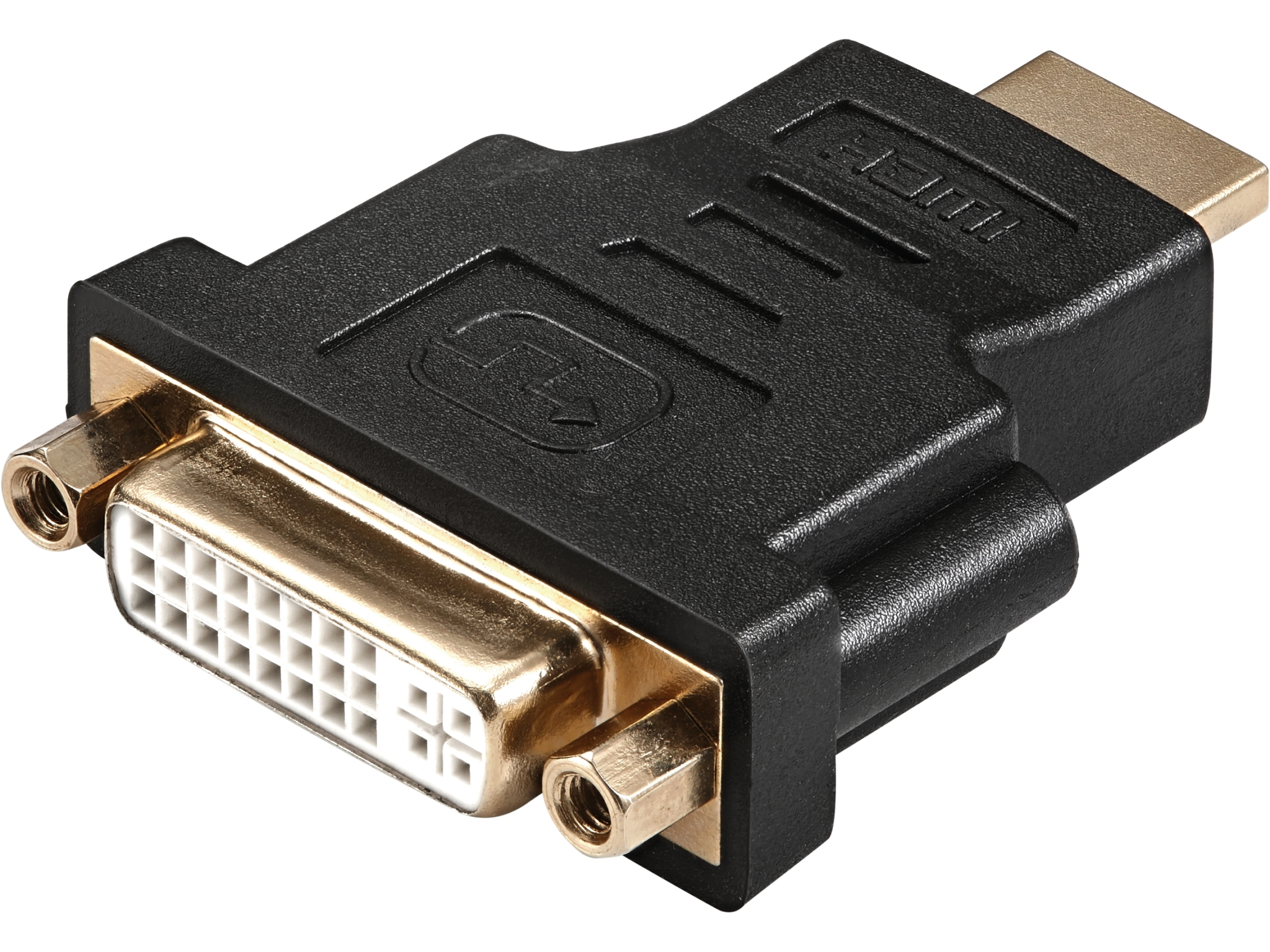 Adapter DVI-F - HDMI-M