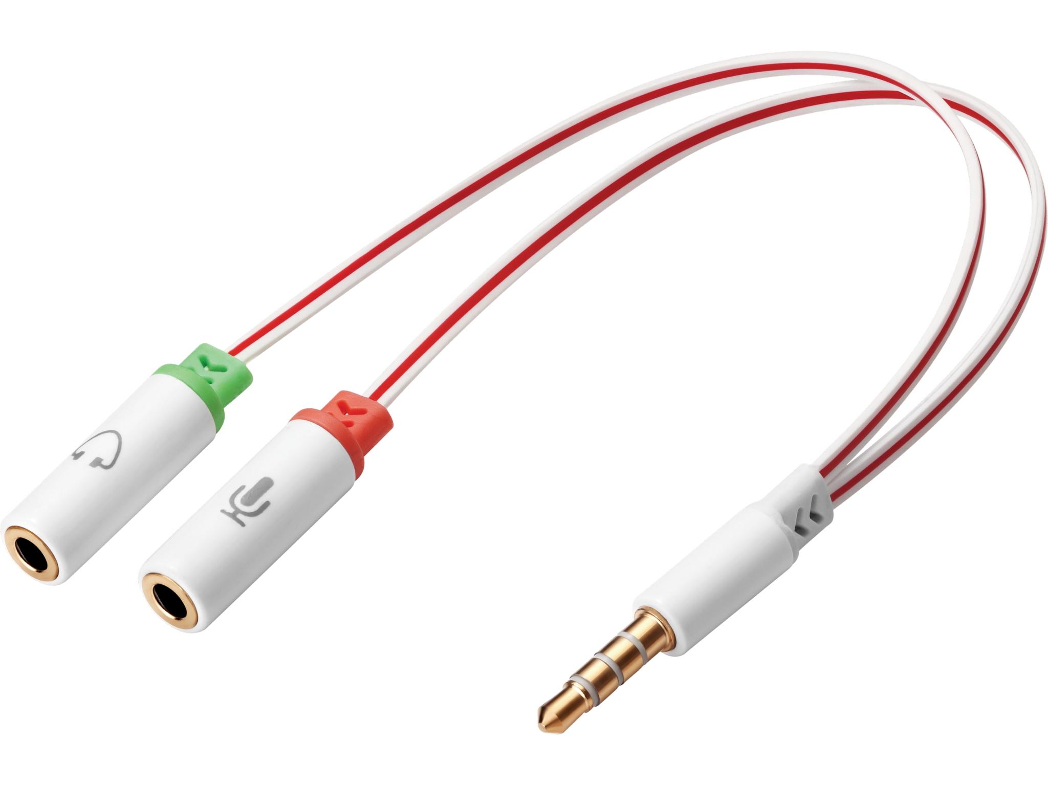Headset converter Dual->Single