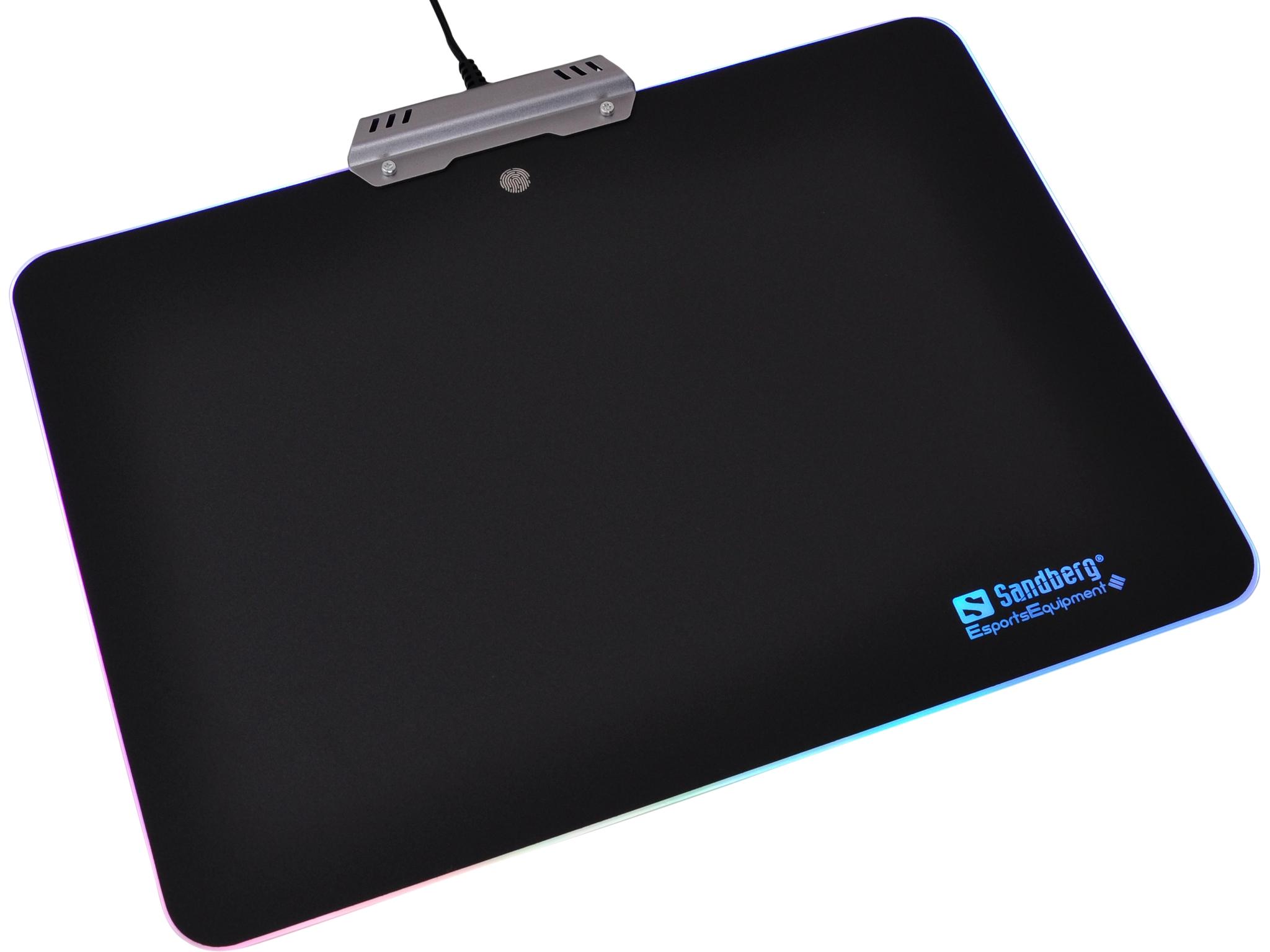 Touch RGB Mousepad Aluminium