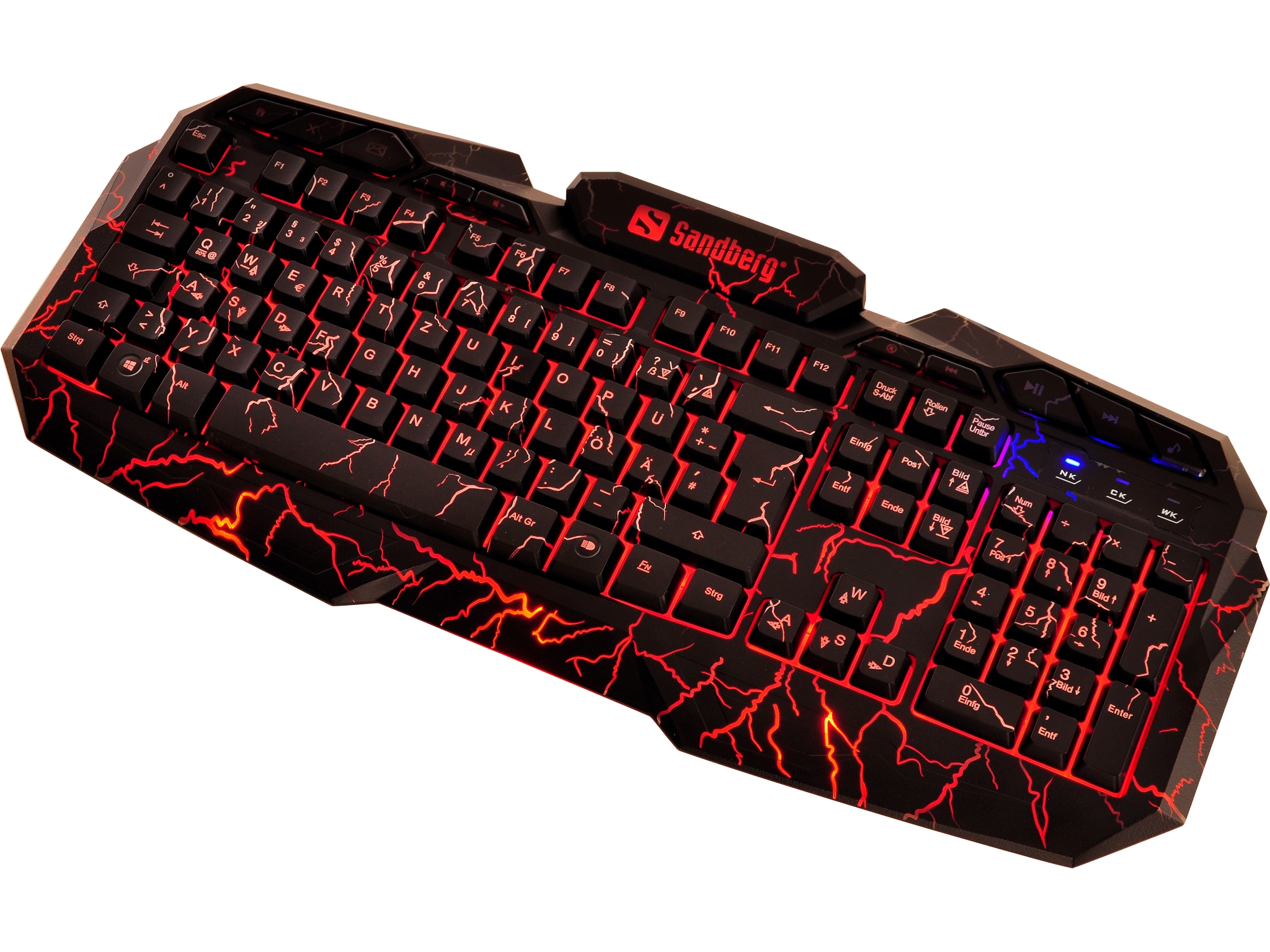 Thunderstorm Keyboard DE