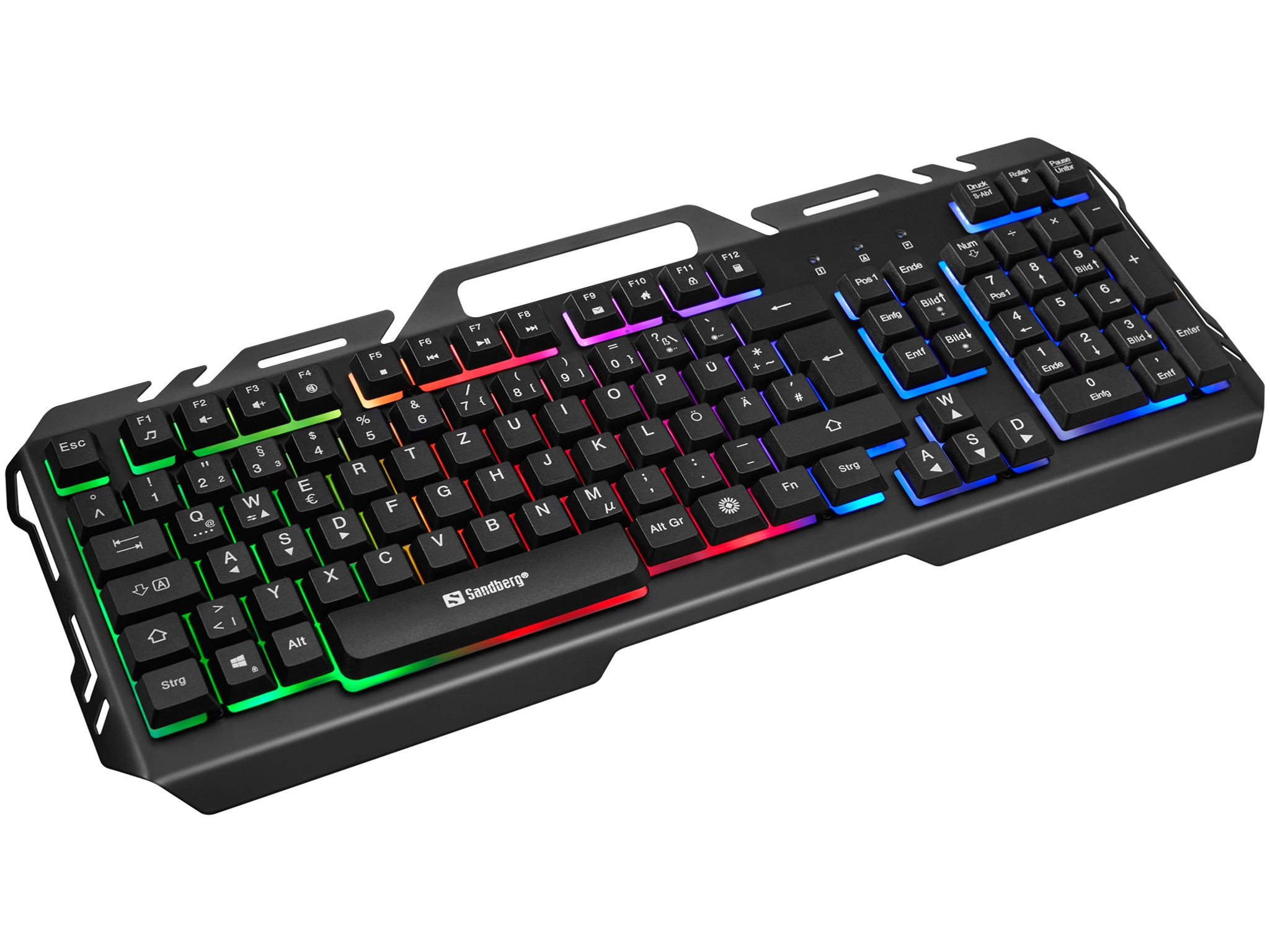 IronStorm Keyboard DE