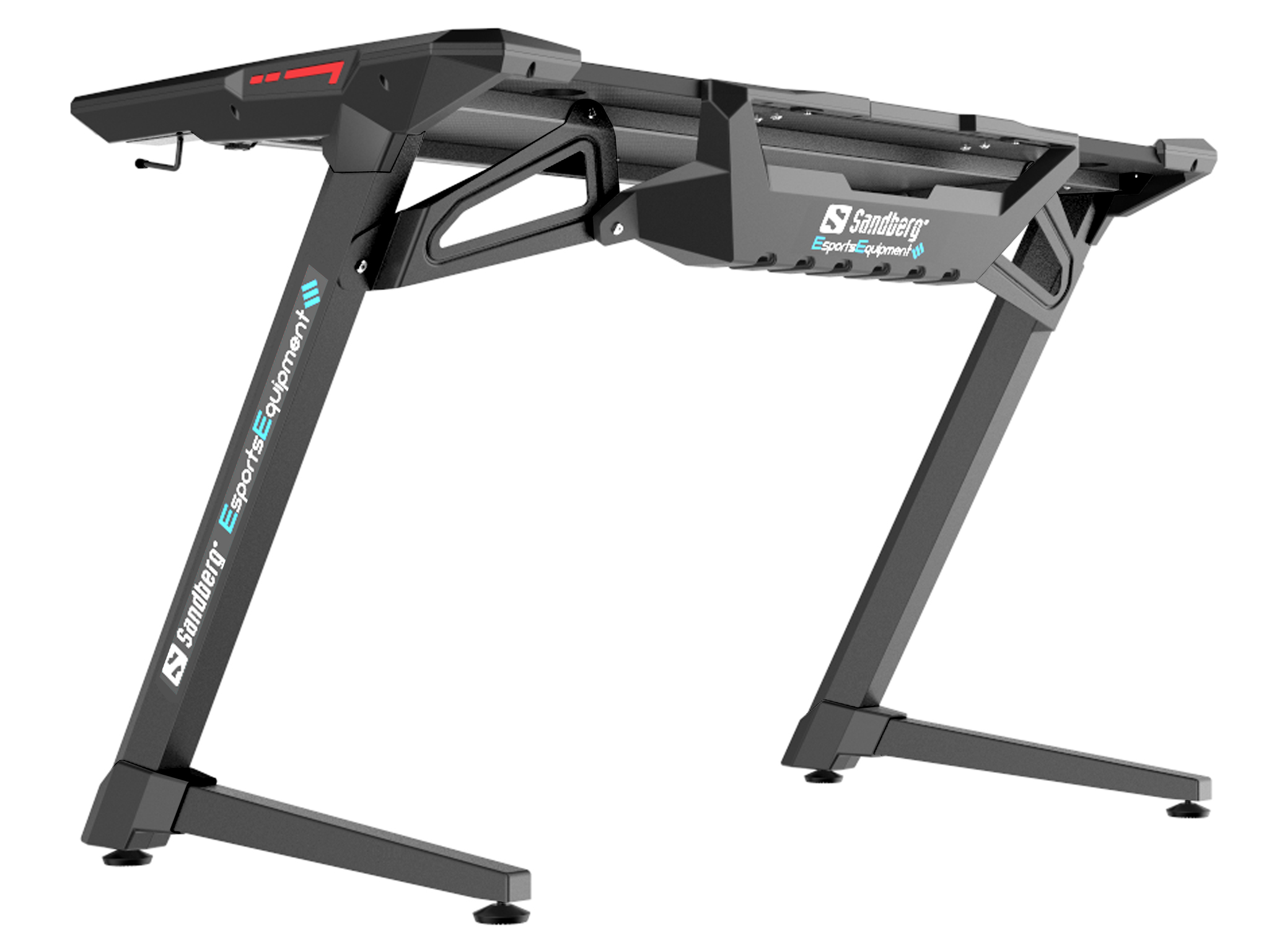 Fighter Gaming Desk 2, Black