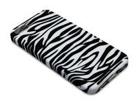Sandberg Print Cover iPh5/5S Zebra