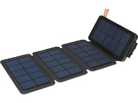 Solar 4-Panel Powerbank 12000