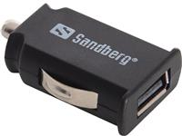 Sandberg Mini Car Charger USB 2100mA