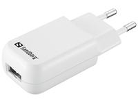 Sandberg Mini AC charger USB 1A EU