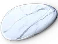 Wireless Charger White Marble