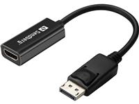 Sandberg Adapter DisplayPort1.2>HDMI 4K